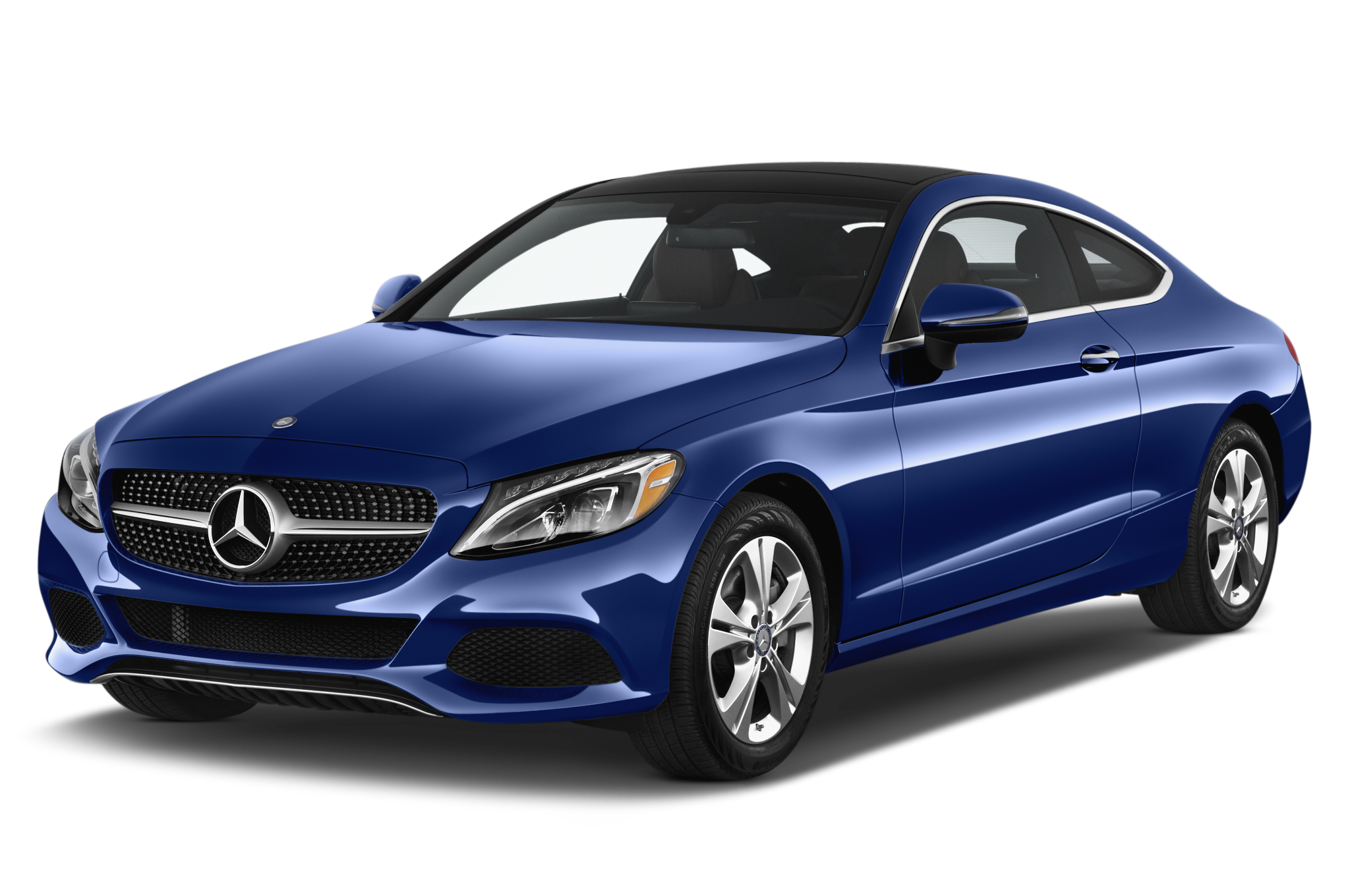 2017 mercedes benz c300 coupe debuts with fabulous two