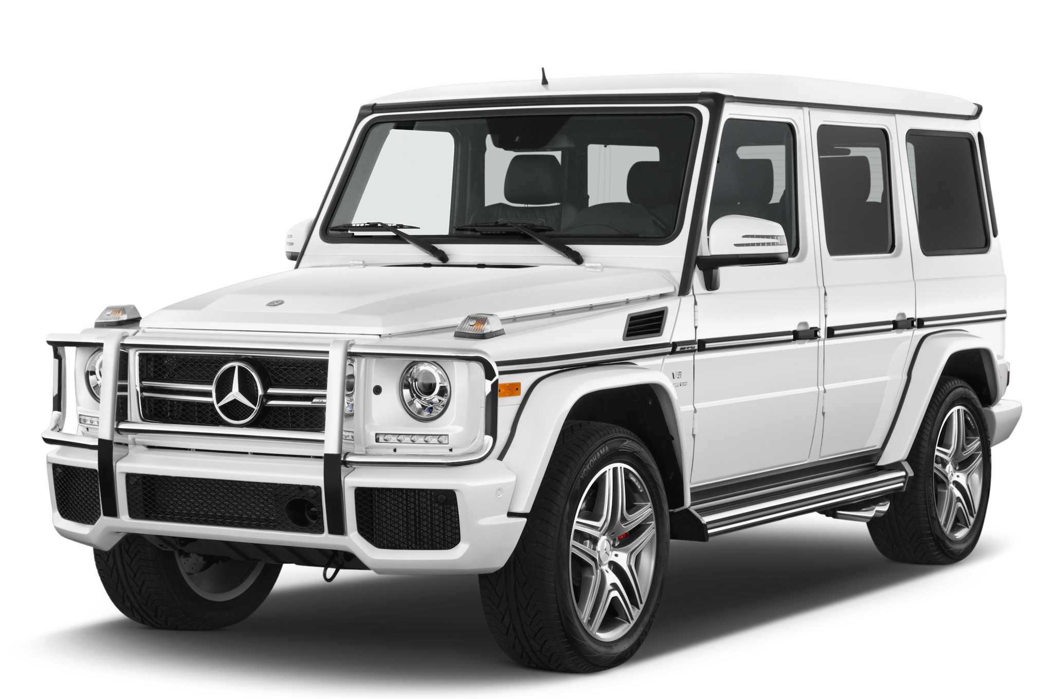 2016 Mercedes Benz G550 Review