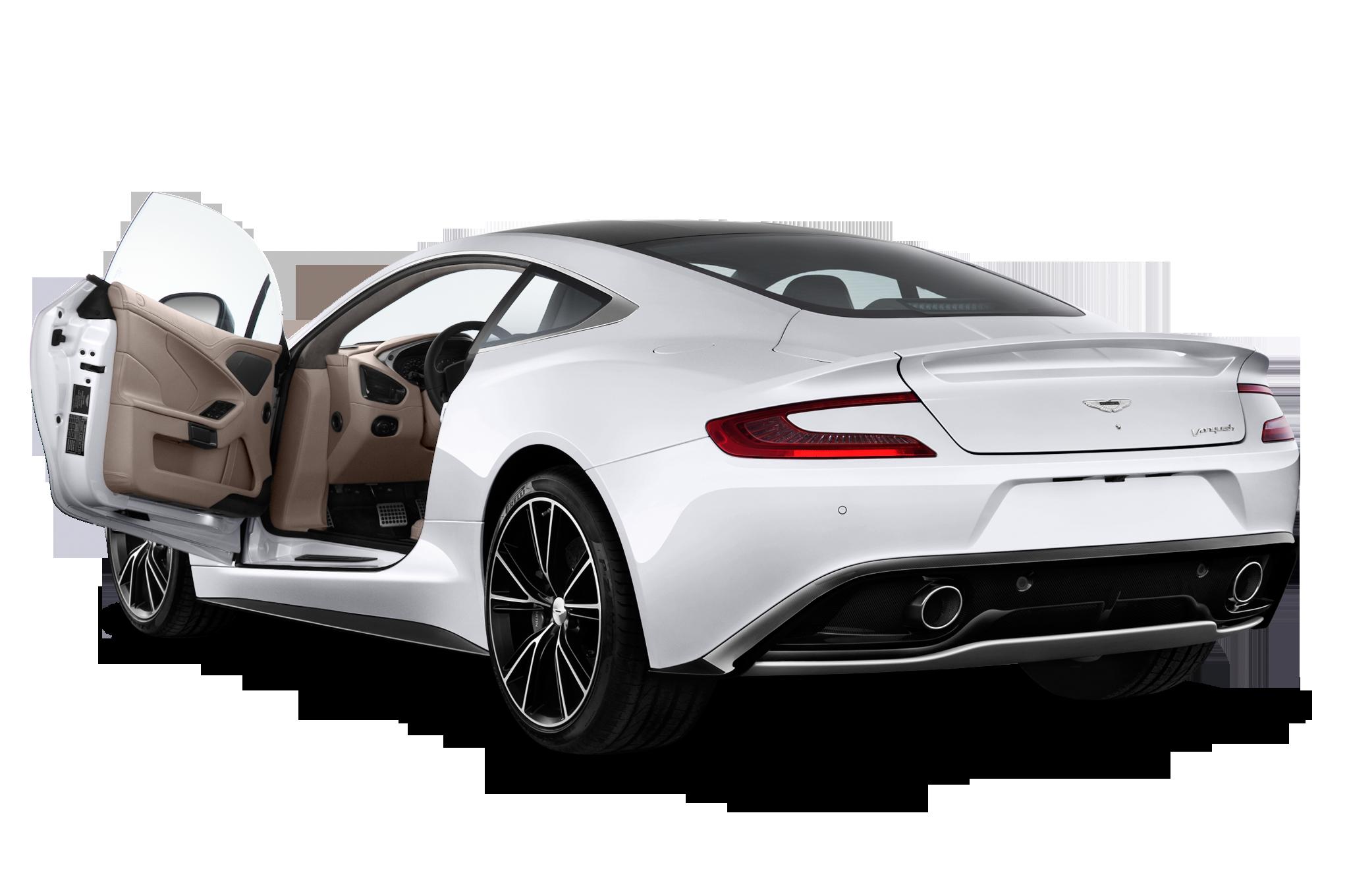 Aston Martin Vanquish Zagato Confirmed For Production