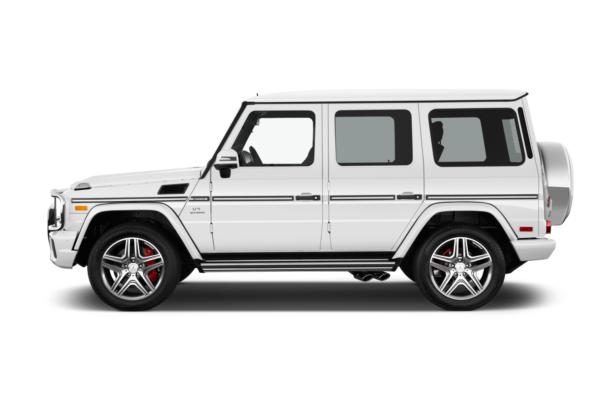 Mercedes benz g500 4x4 squared detailed ahead of geneva debut for Mercedes benz suv g class