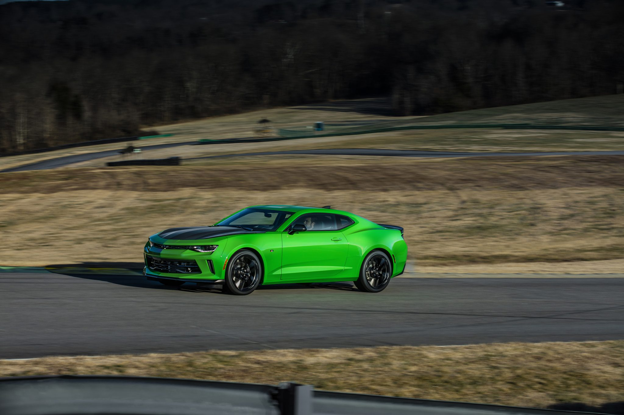 2017 Chevrolet Camaro 1LE 007 e1469750352911 a hot lap in the all new 2017 chevrolet camaro zl1  at gsmportal.co