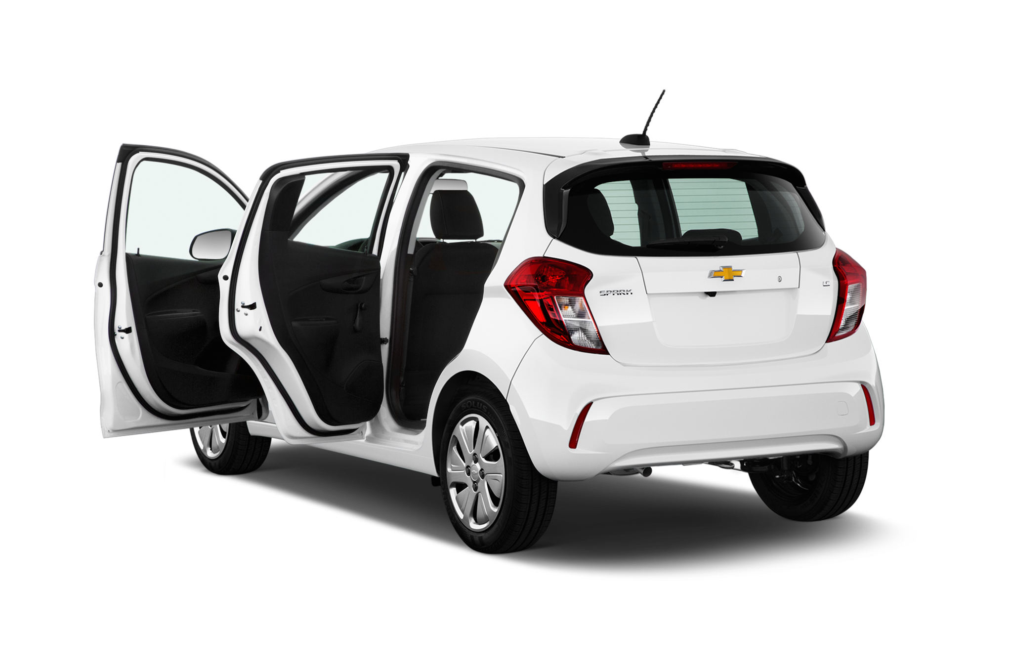 2017 Chevrolet Spark Activ Does Its Best Crossover