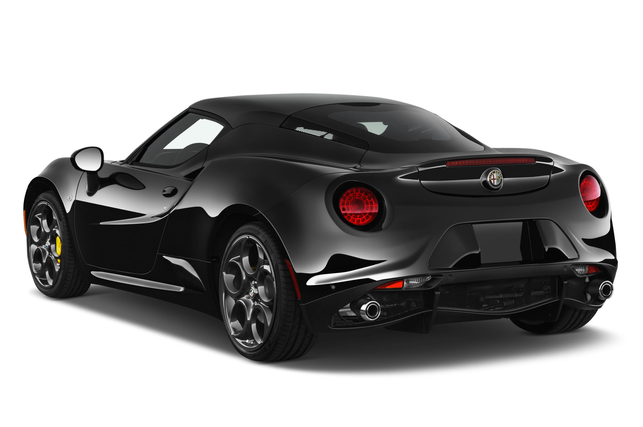 watch the alfa romeo 4c go head 2 head with an unlikely challenger automobile magazine. Black Bedroom Furniture Sets. Home Design Ideas