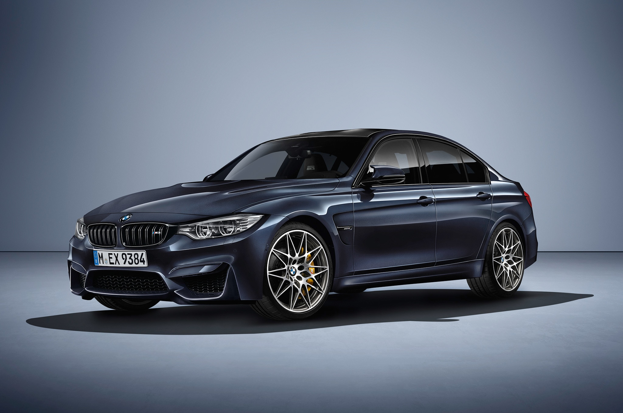 2017 BMW M760i xDrive is a 12-Cylinder High-Performance ...