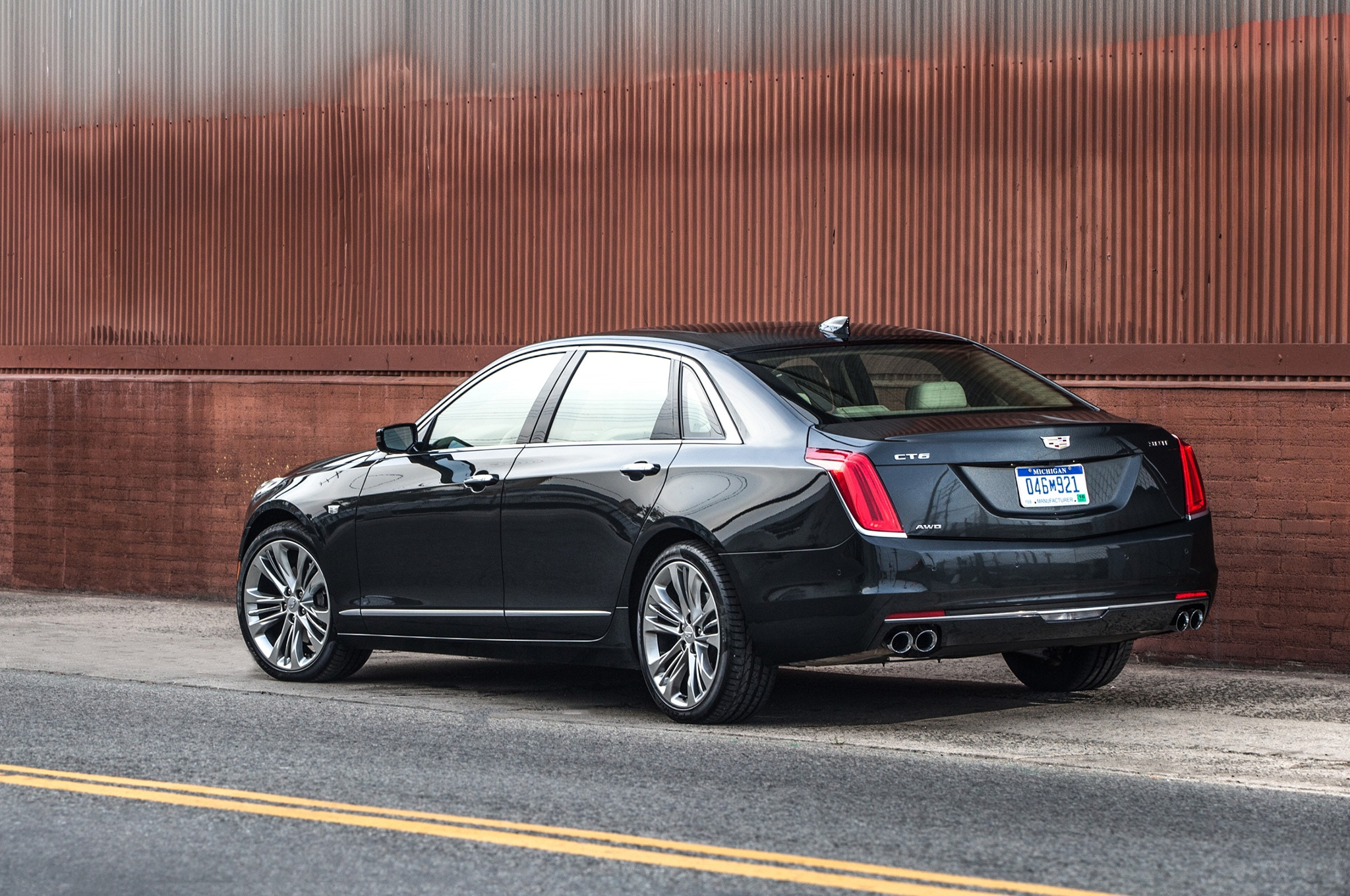 2017 All-Stars Contender: Cadillac CT6 | Automobile Magazine