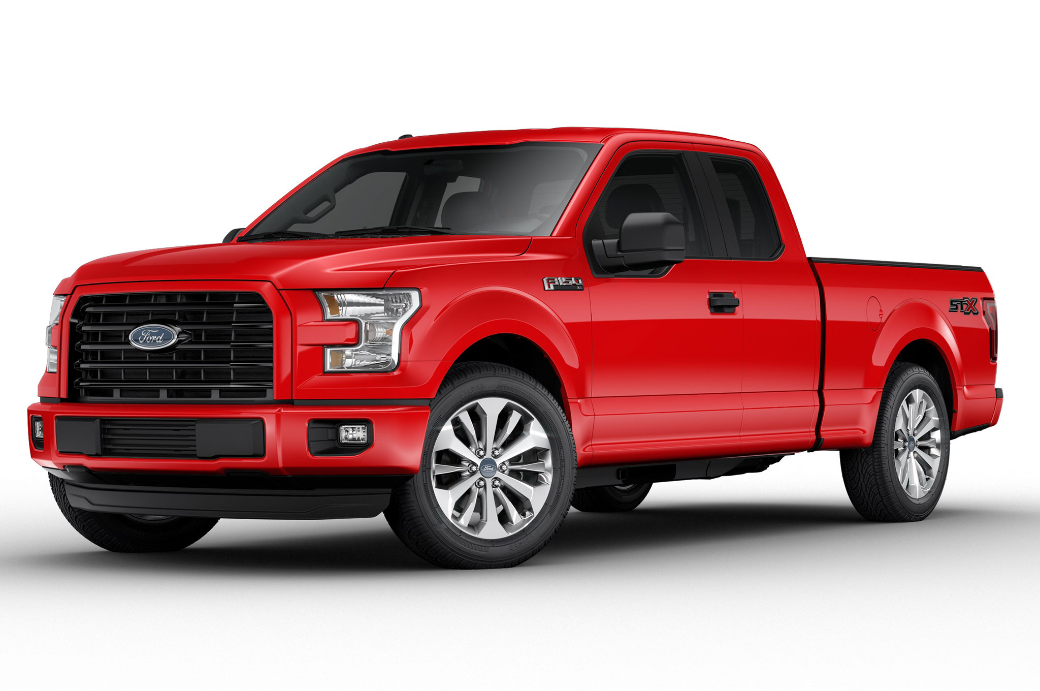 2017 Ford F-150 With New EcoBoost V-6 Packs 470 lb-ft of Torque ...