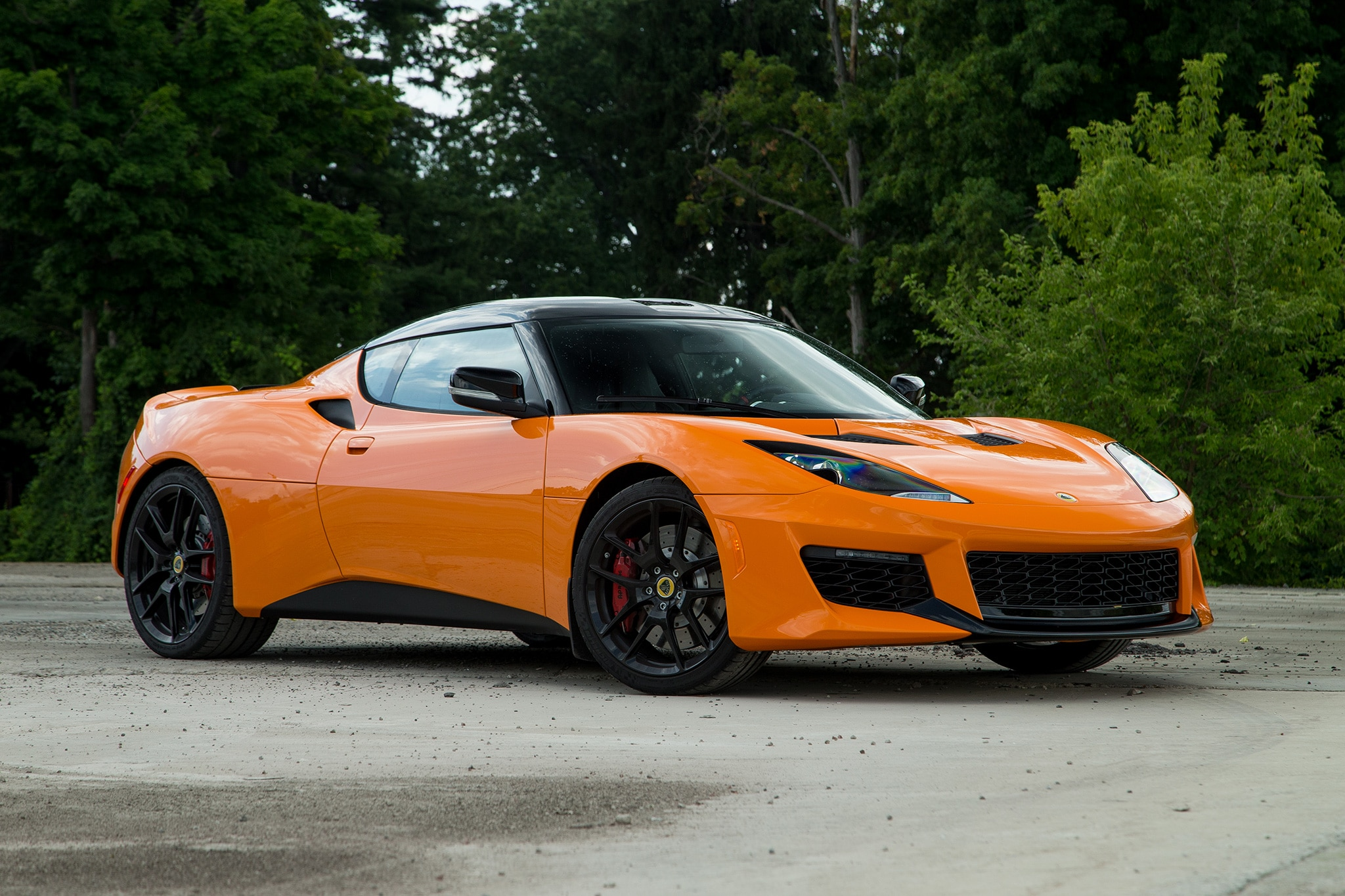 Lotus Evora Sport 410 First Drive Review | Automobile Magazine