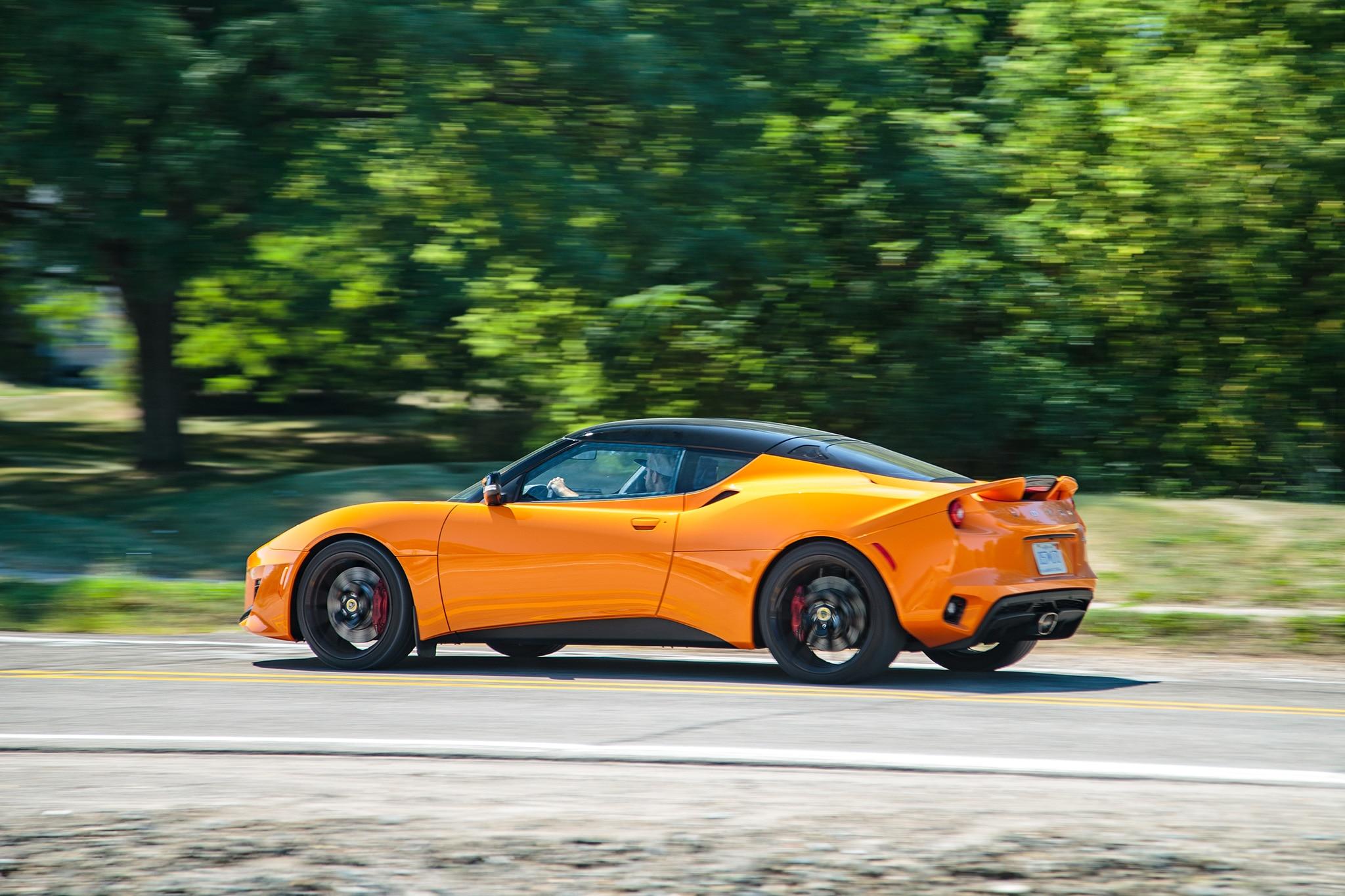 2017 Lotus Evora 400 First Drive   Automobile Magazine