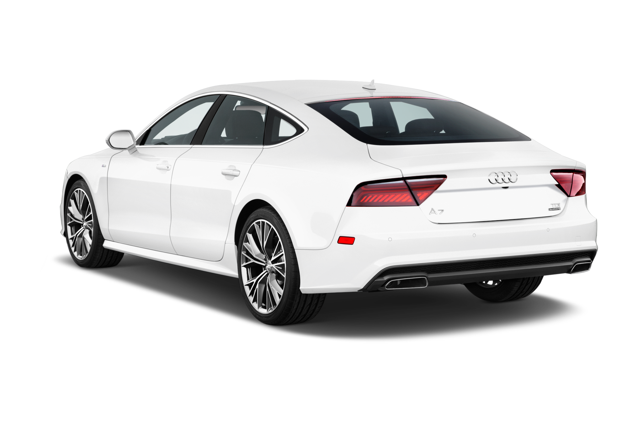 2017 Audi A7 3.0T Competition Quattro First Drive Review