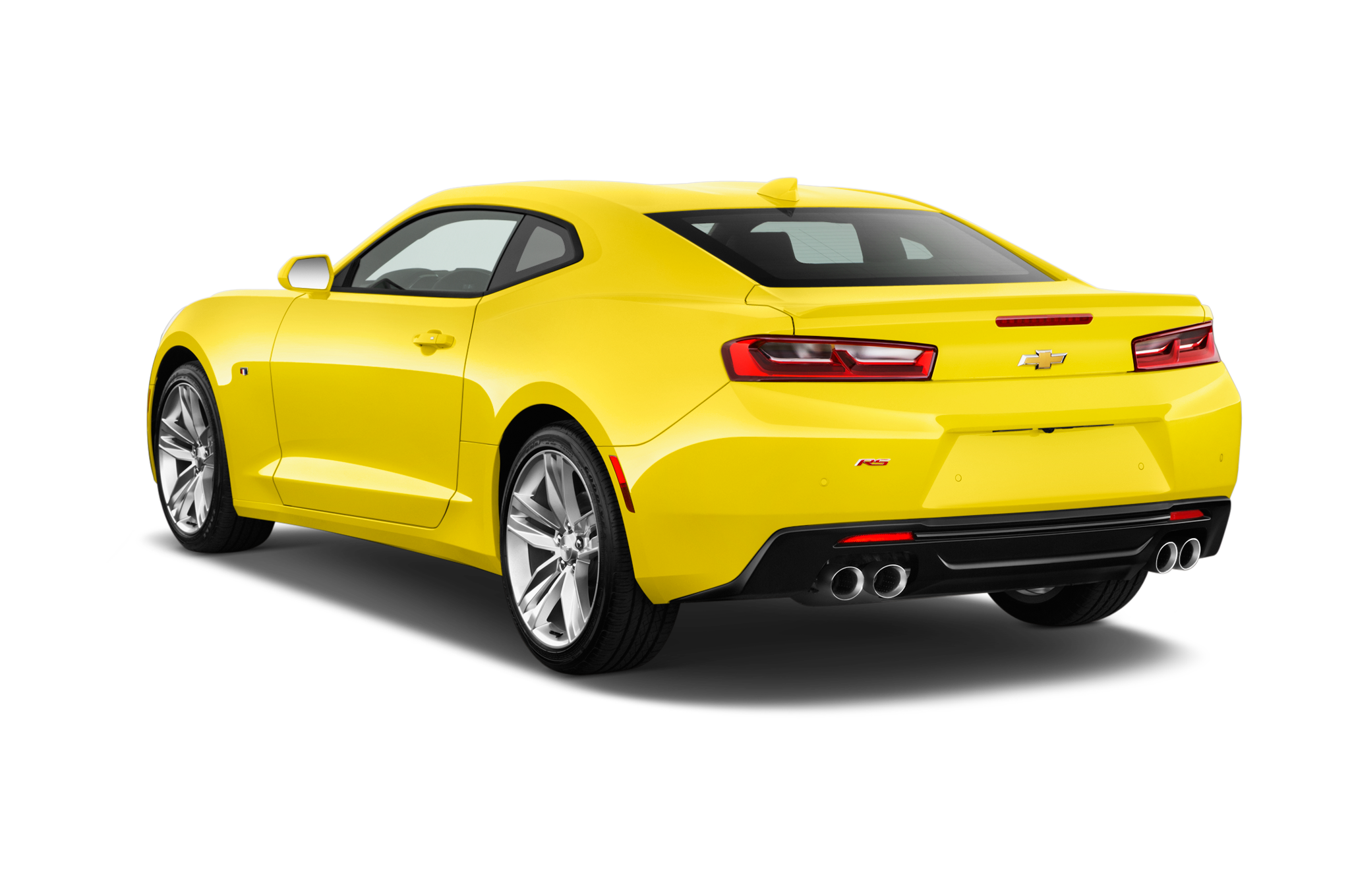 2017 Chevrolet Camaro 50th Anniversary Edition Arrives
