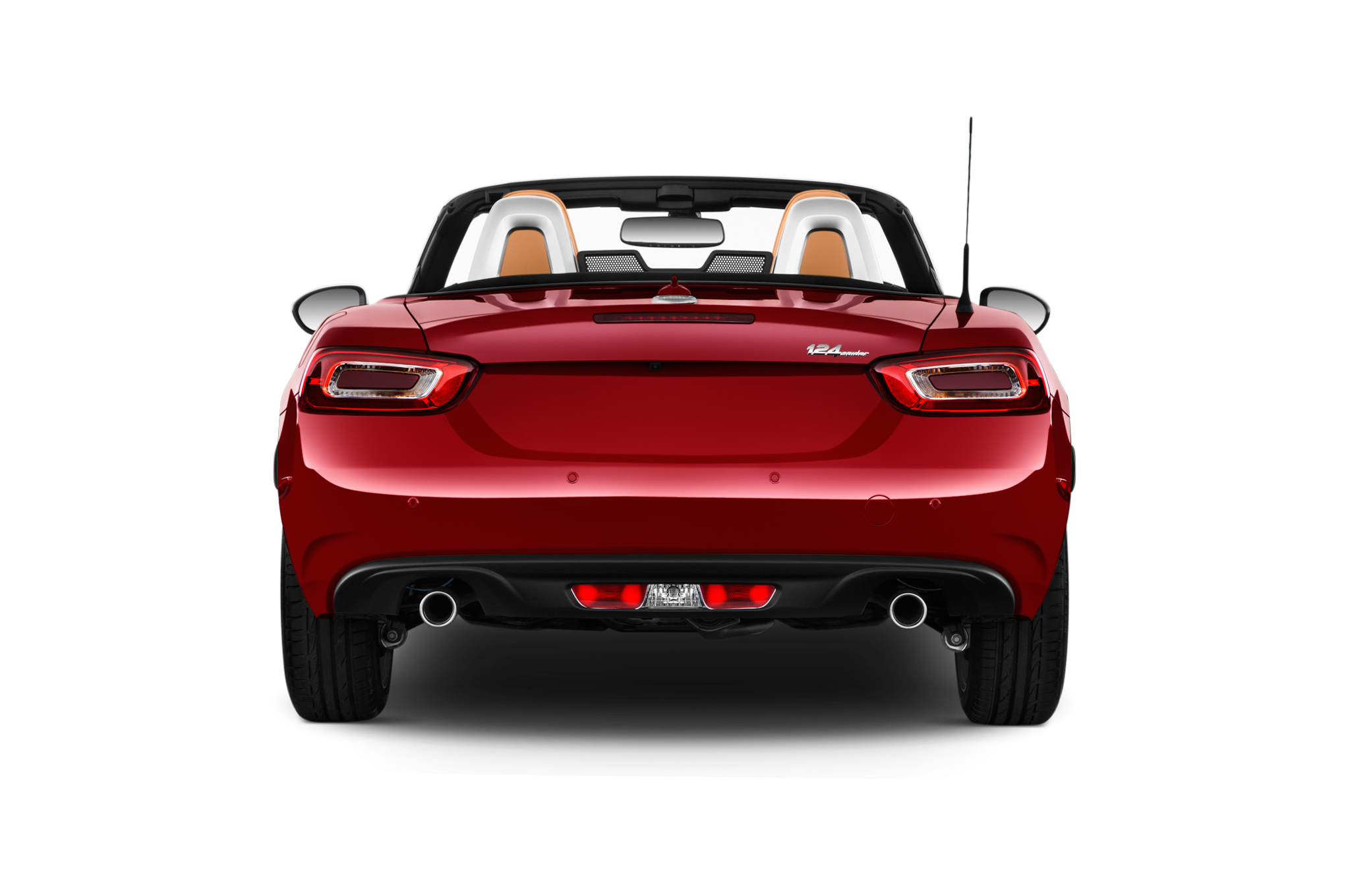 2017 Fiat 124 Spider Abarth One Week Review Automobile