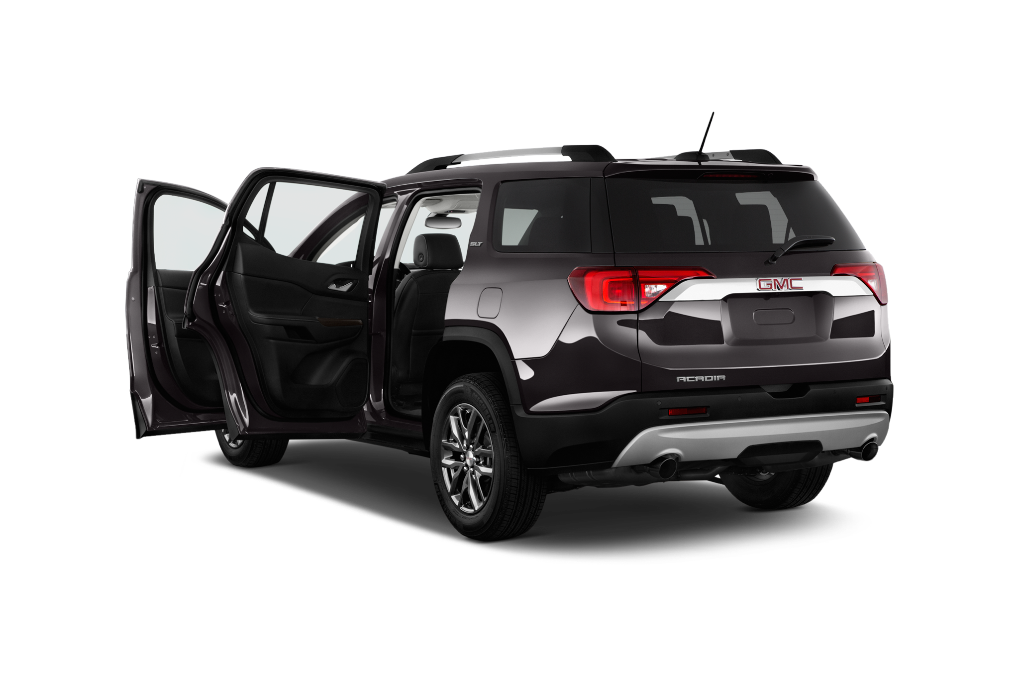 7 things you need to know about the 2017 gmc acadia. Black Bedroom Furniture Sets. Home Design Ideas