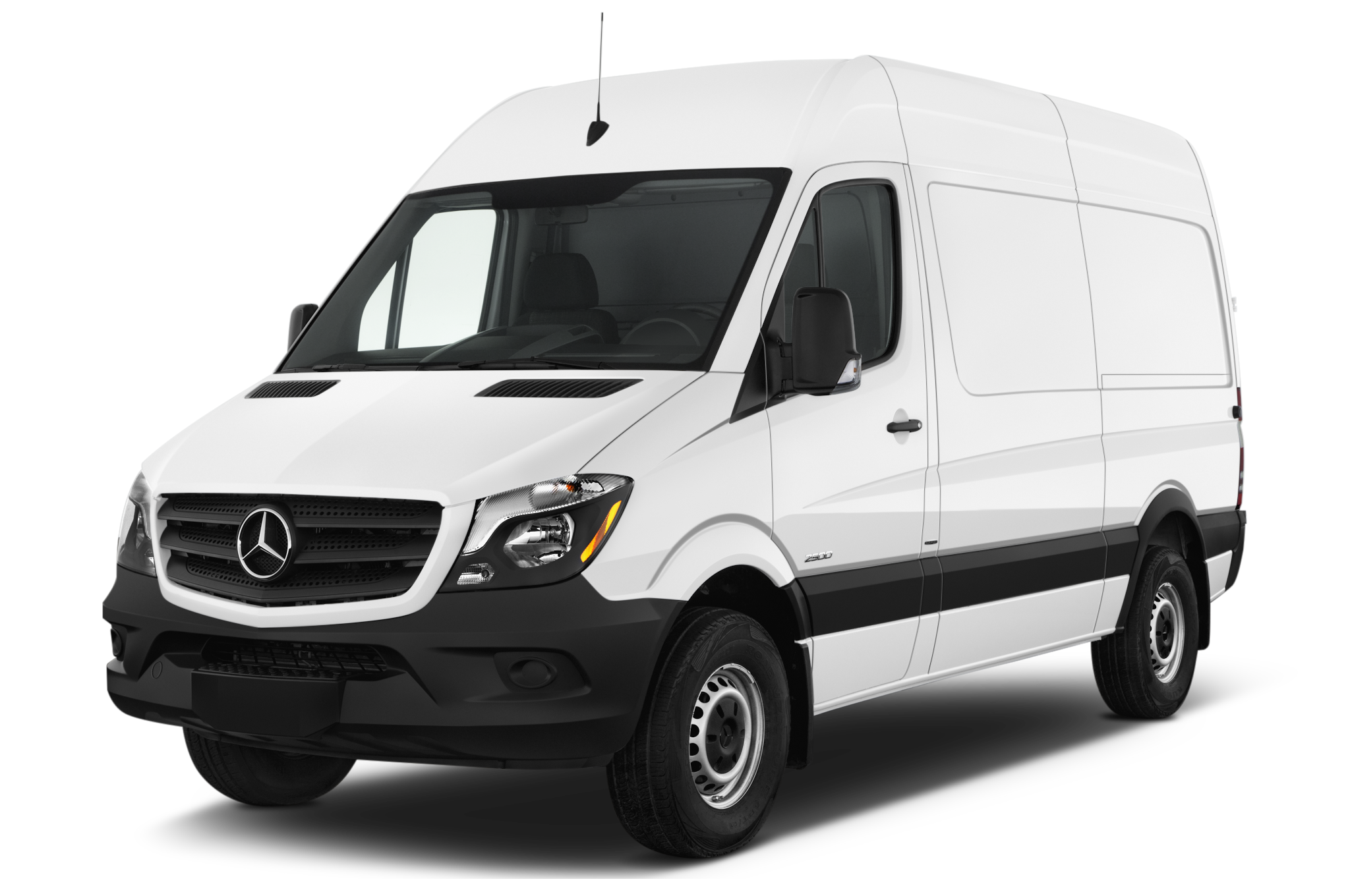 100 review penske cargo van with new metris ca mercedes for Mercedes benz work vans