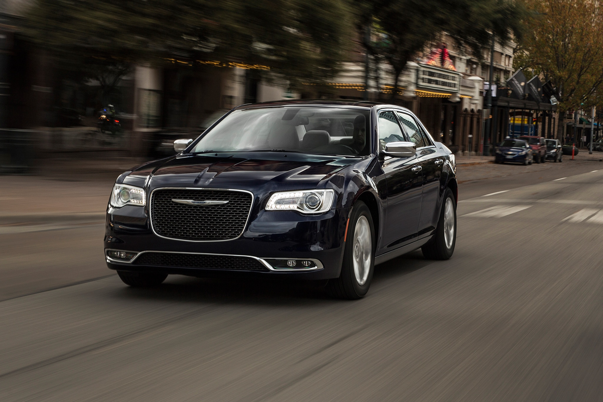 2017 chrysler 300s dresses up with new sport appearance for Chrysler 300c
