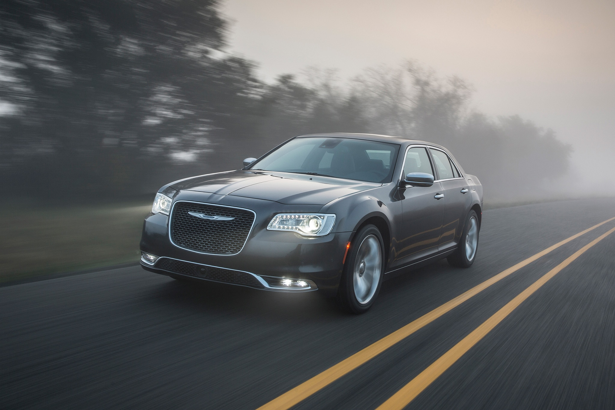 2017 Chrysler 300S Dresses Up with New Sport Appearance ...