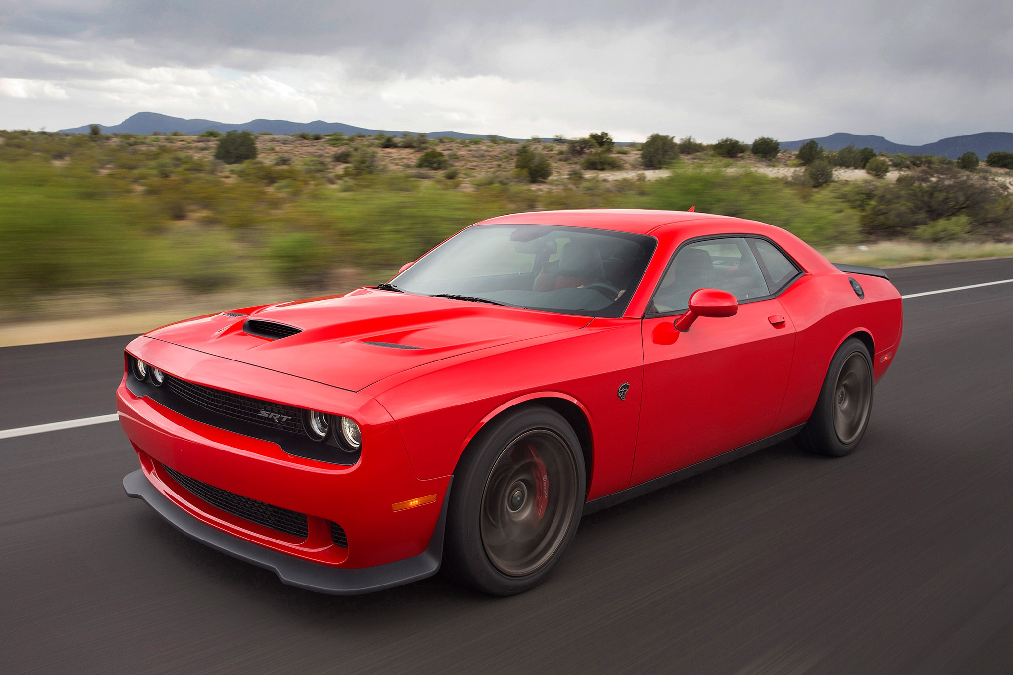 mopar 2017 dodge challenger first drive review | automobile magazine