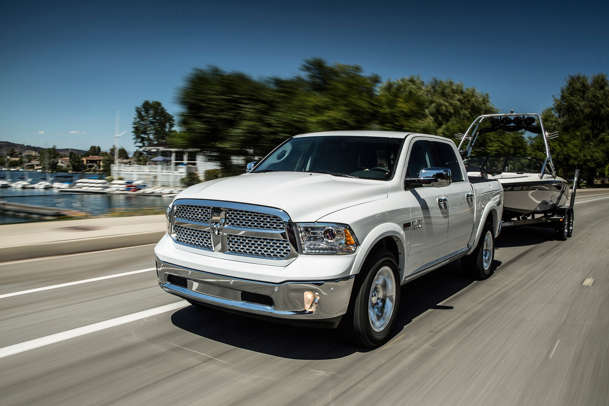 2017 Dodge Ram 1500 Ecosel Review Auto Express