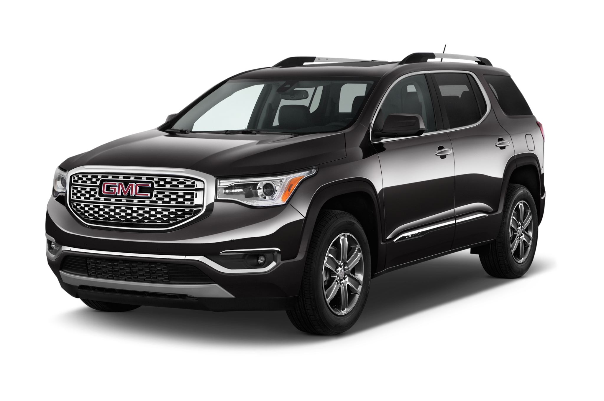 2017 gmc acadia shrinks loses weight at detroit. Black Bedroom Furniture Sets. Home Design Ideas