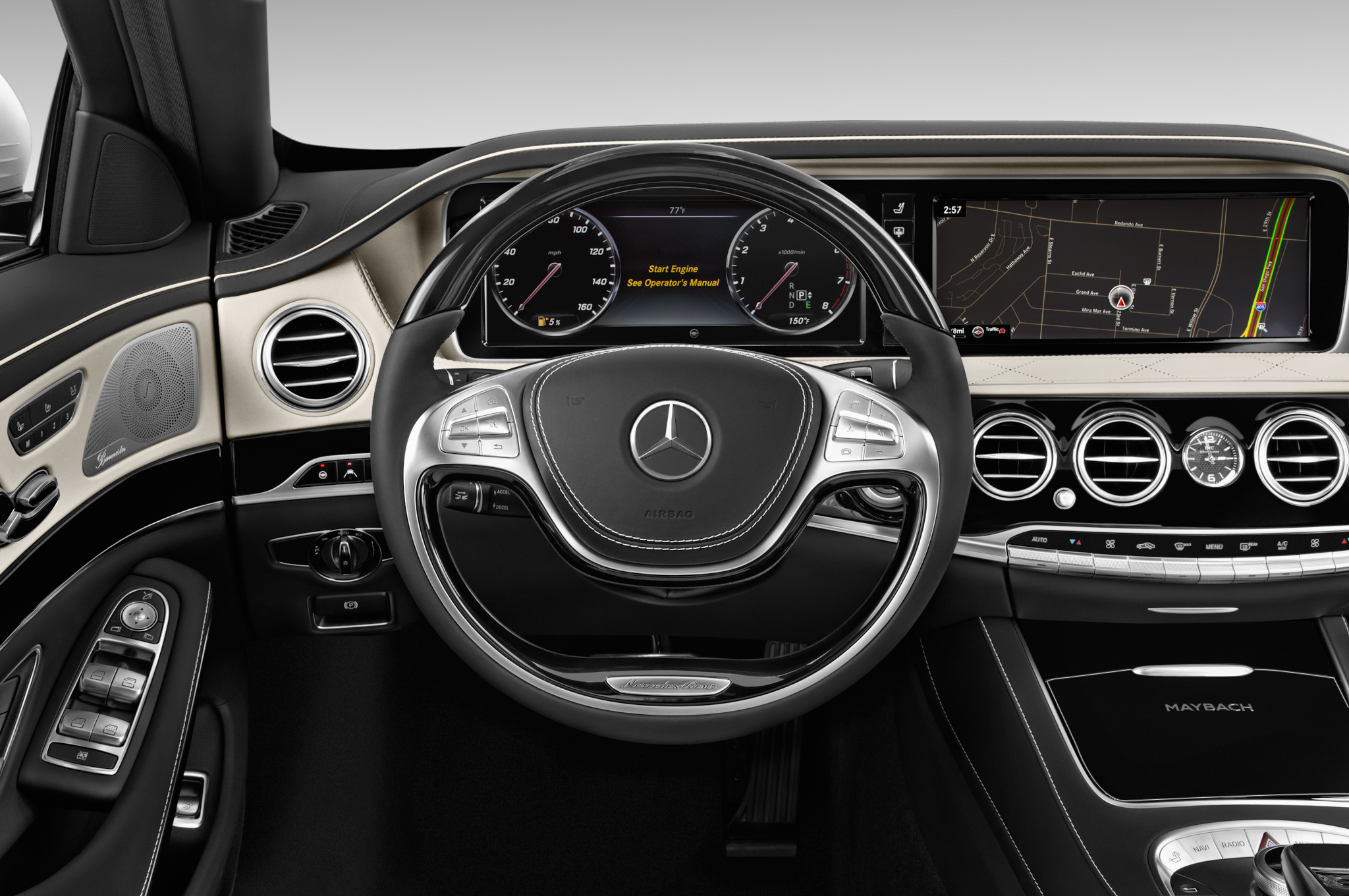 Mercedes Benz S Class Coupe Night Edition To Debut In