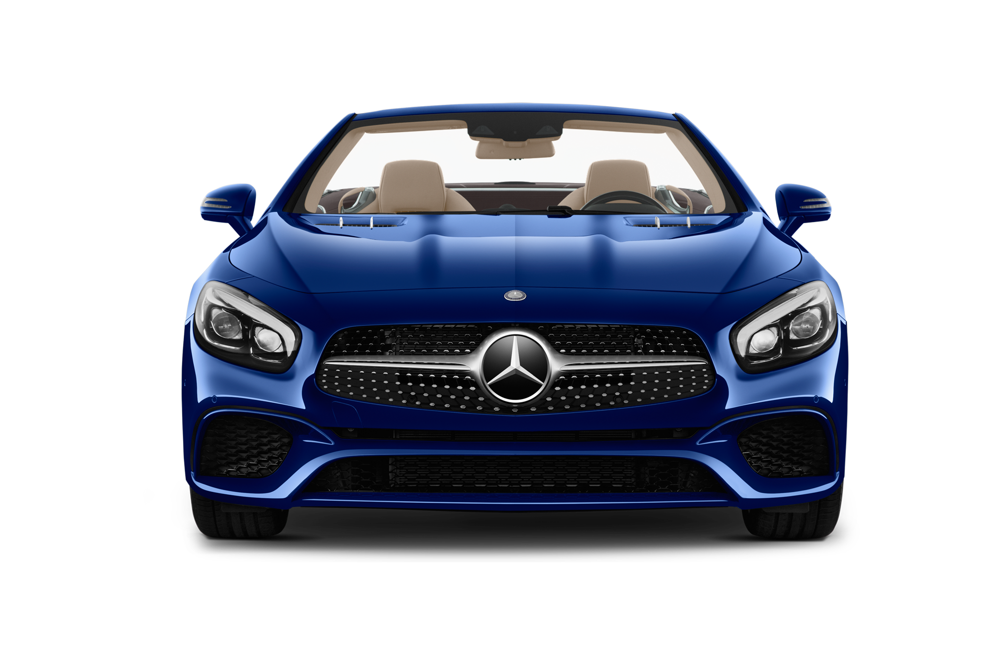 2017 mercedes benz sl roadster shows its new face in l a. Black Bedroom Furniture Sets. Home Design Ideas