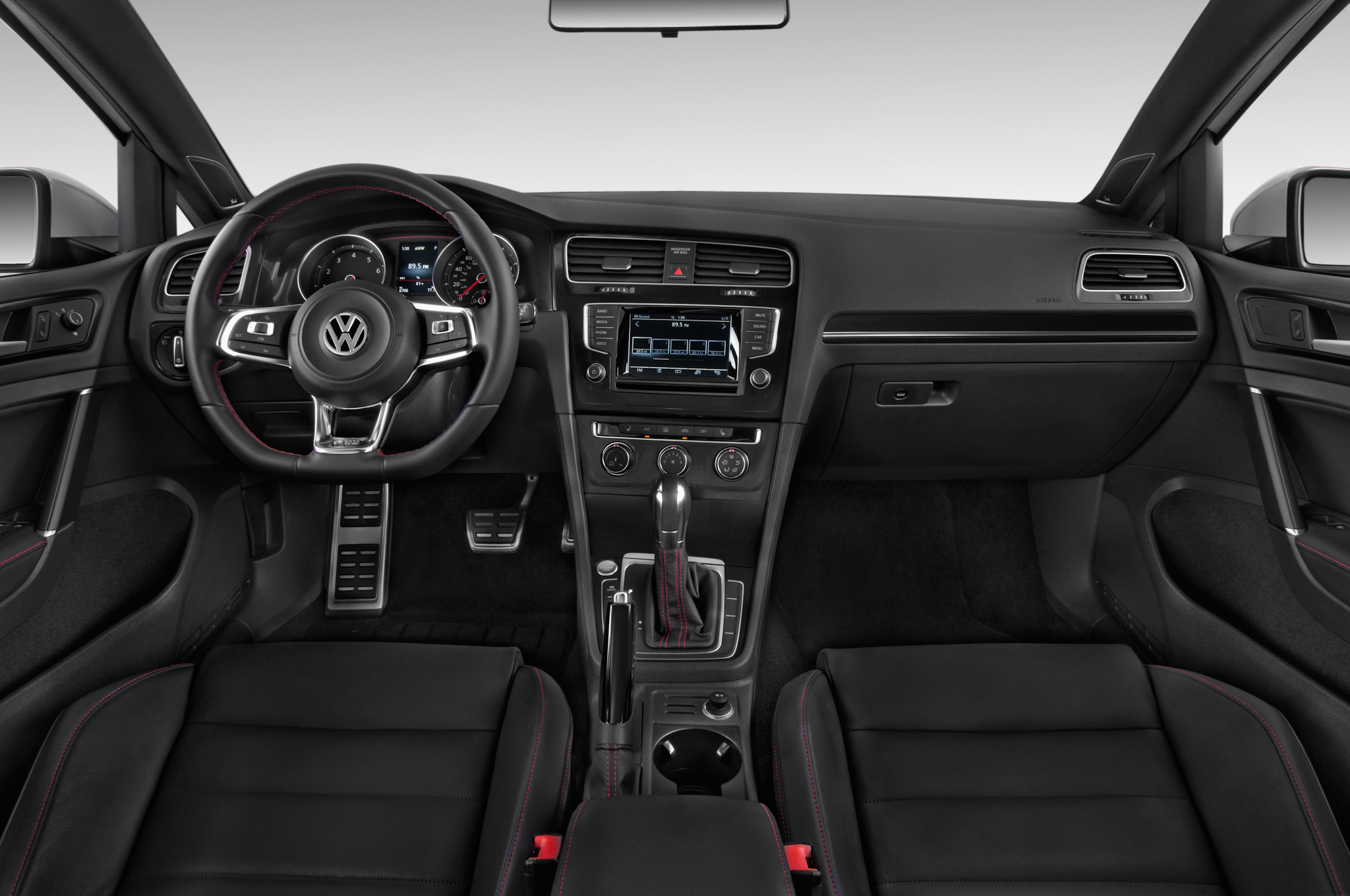 volkswagen golf gti tcr racing car revealed with 326 hp automobile magazine. Black Bedroom Furniture Sets. Home Design Ideas