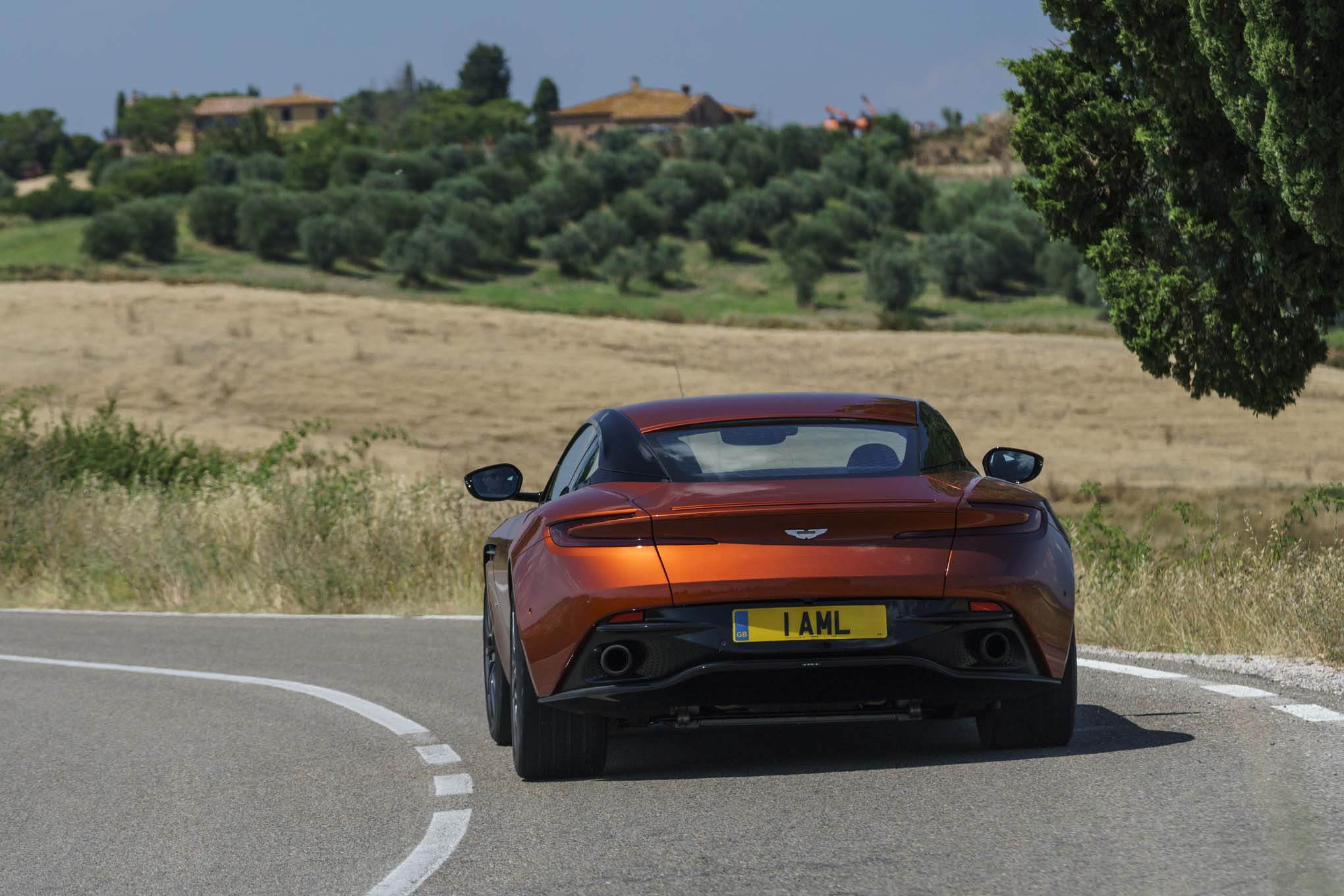 Aston Martin Looking Forward To Second Mid Engine Supercar