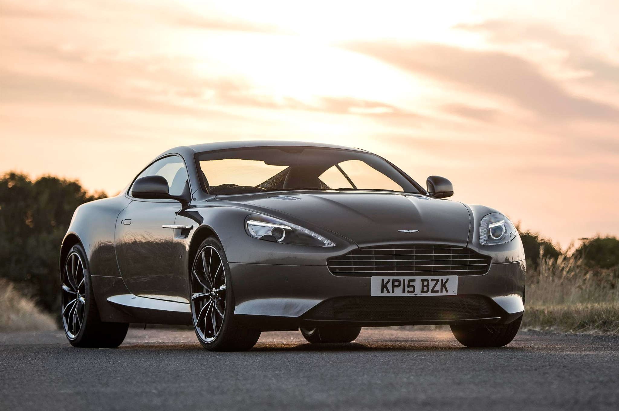 Aston Martin's Future Involves Help from Mercedes ...