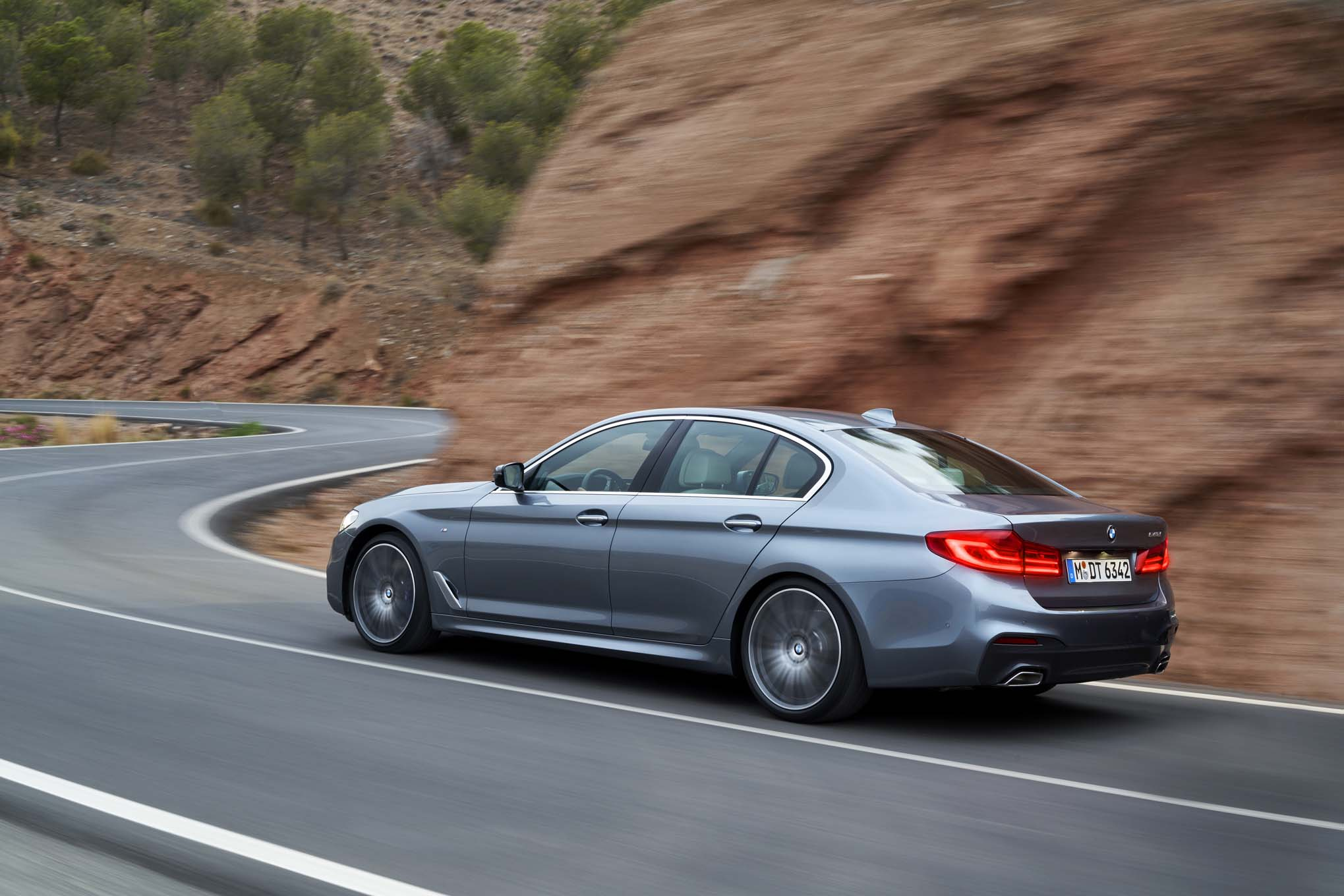 BMW Reviews History of the 5 Series in New Videos  Automobile