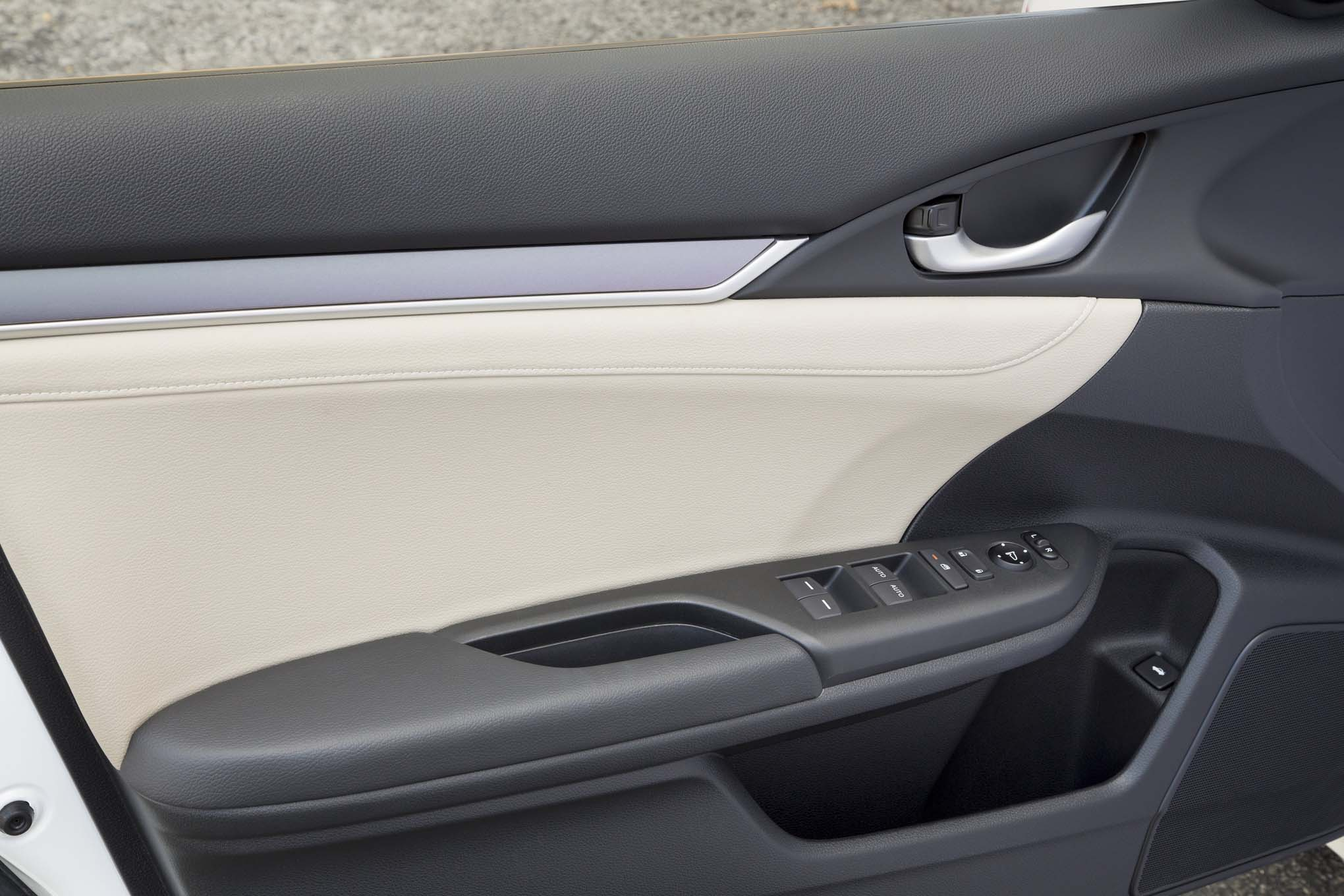 New honda civic si to debut at 2016 los angeles auto show for 10 panel interior door