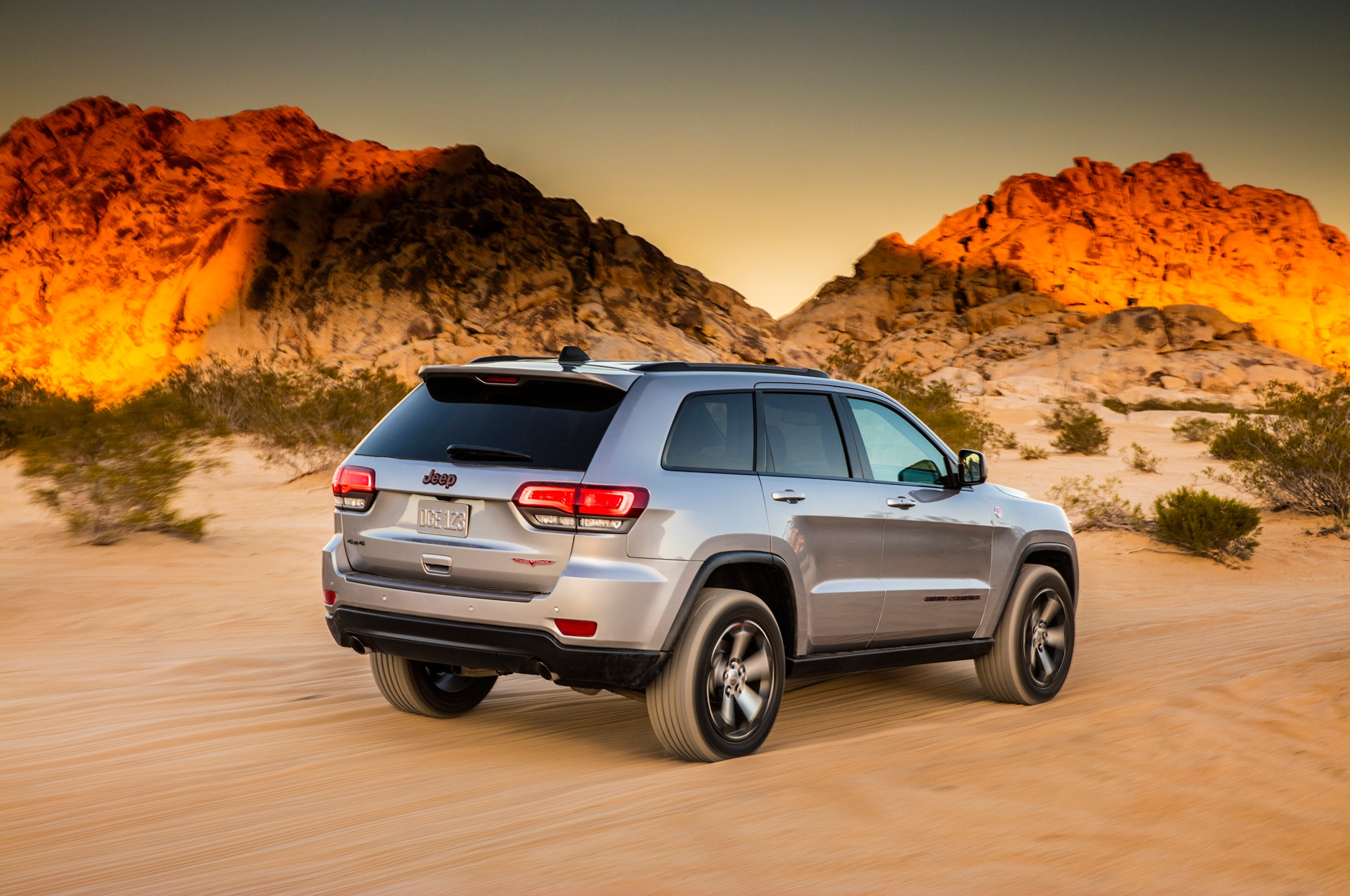 One Week With 2017 Jeep Grand Cherokee Trailhawk  Automobile