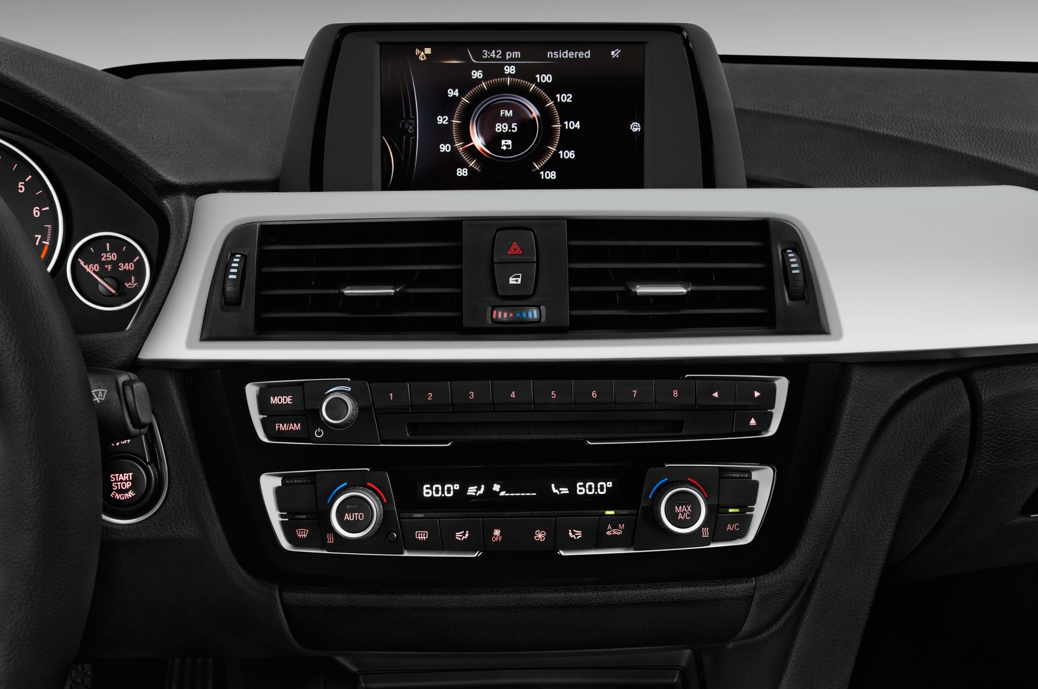 2017 bmw 3 series 320i sedan audio system. Black Bedroom Furniture Sets. Home Design Ideas