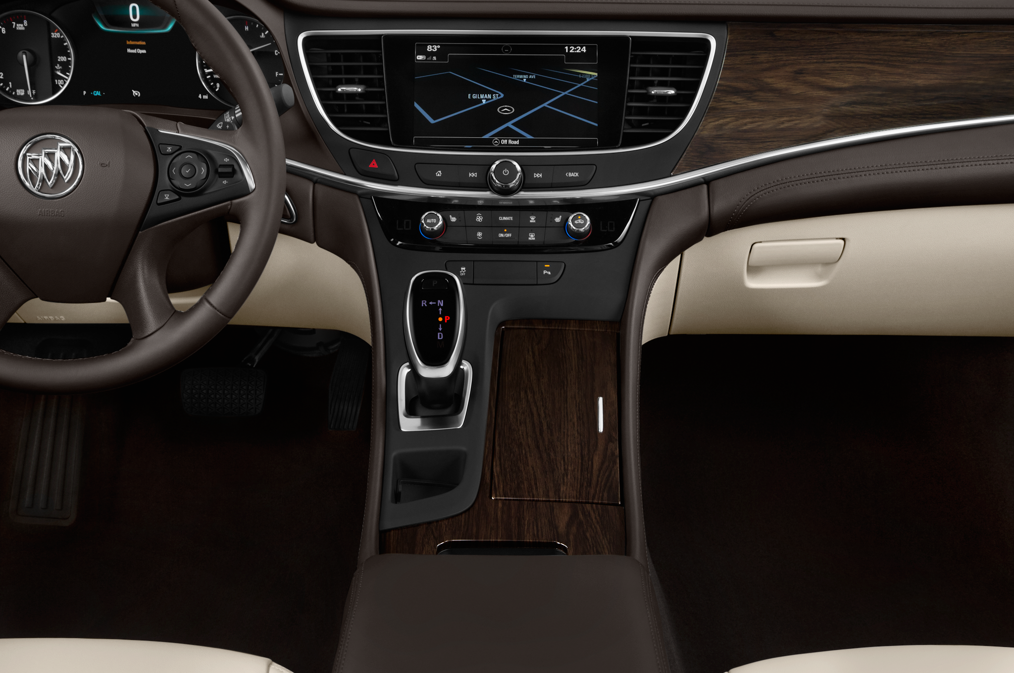 Horse Power On The Enclave Buick Autos Post