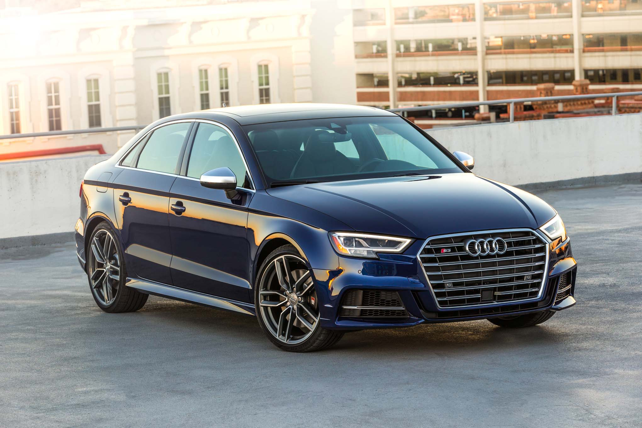 2017 Audi S3 One Week Review Automobile Magazine