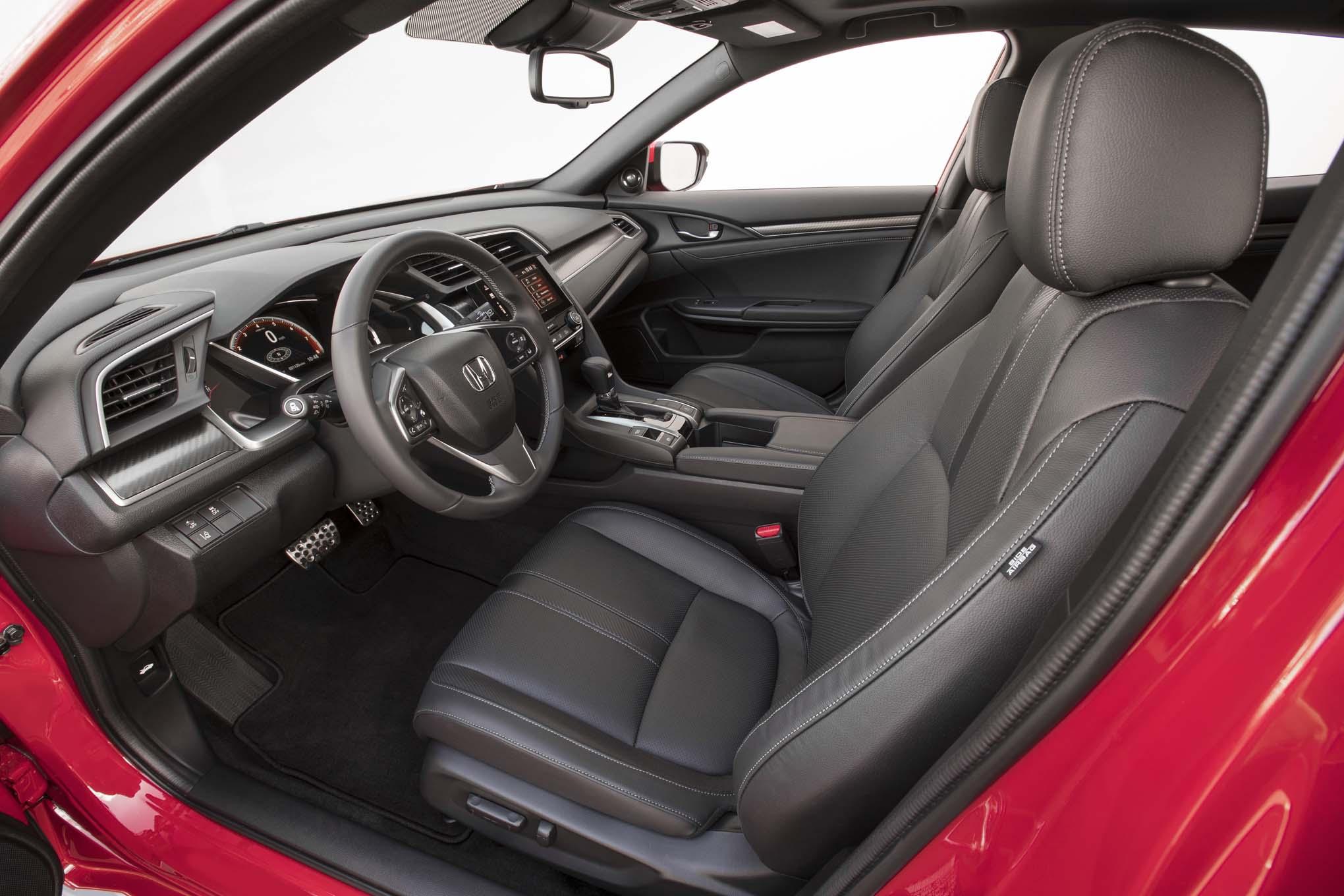 2017 Honda Civic Hatchback Starts At 20 535 Automobile Magazine