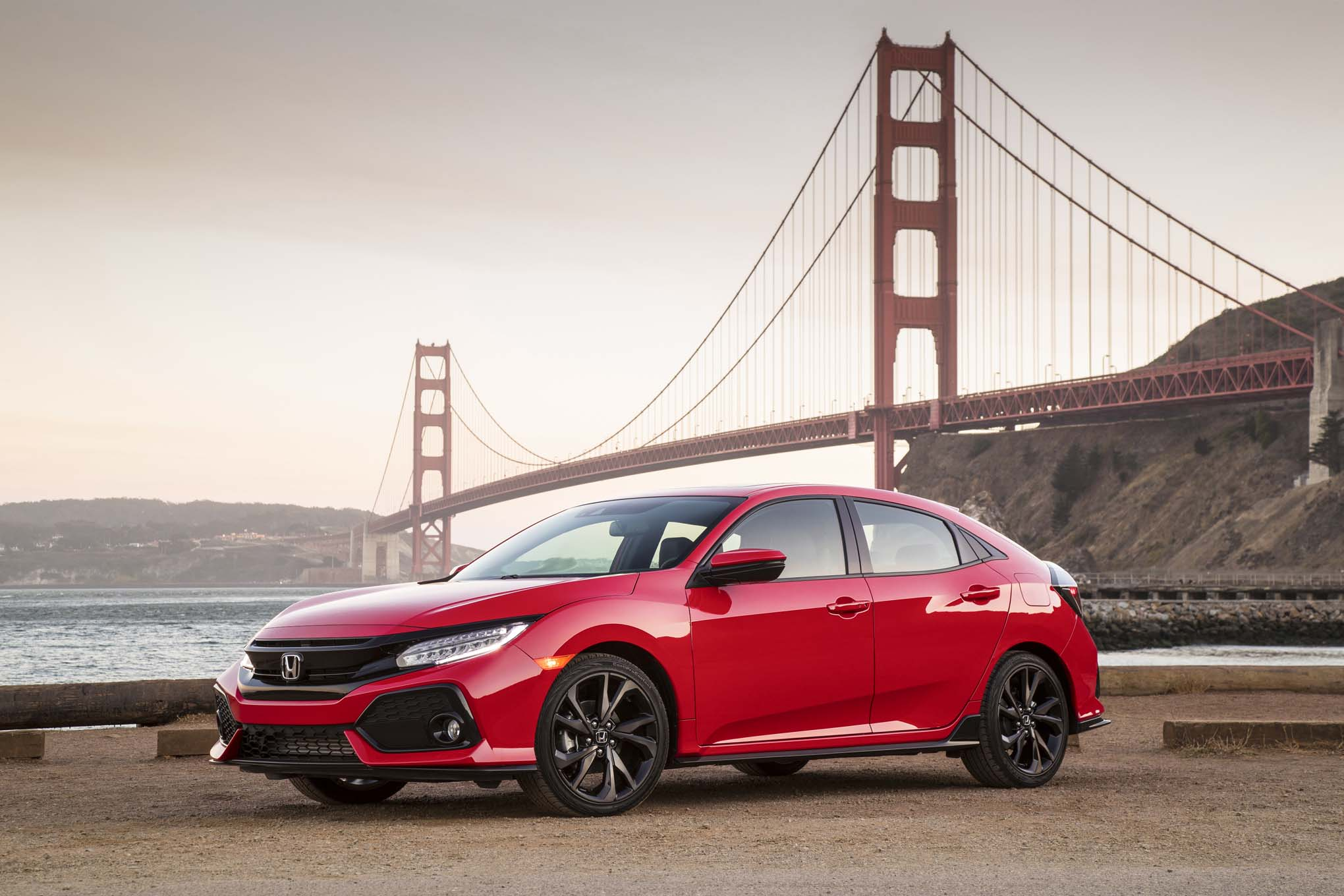 honda civic type r makes 305 hp from turbo vtec four cylinder. Black Bedroom Furniture Sets. Home Design Ideas