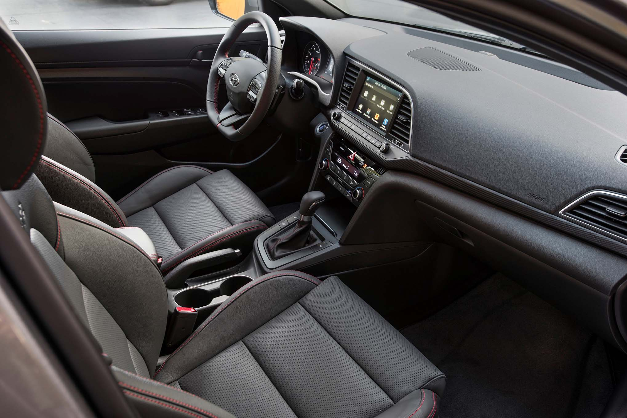 Hyundai Releases Photo Of New Elantra Showing Bold Interior Design
