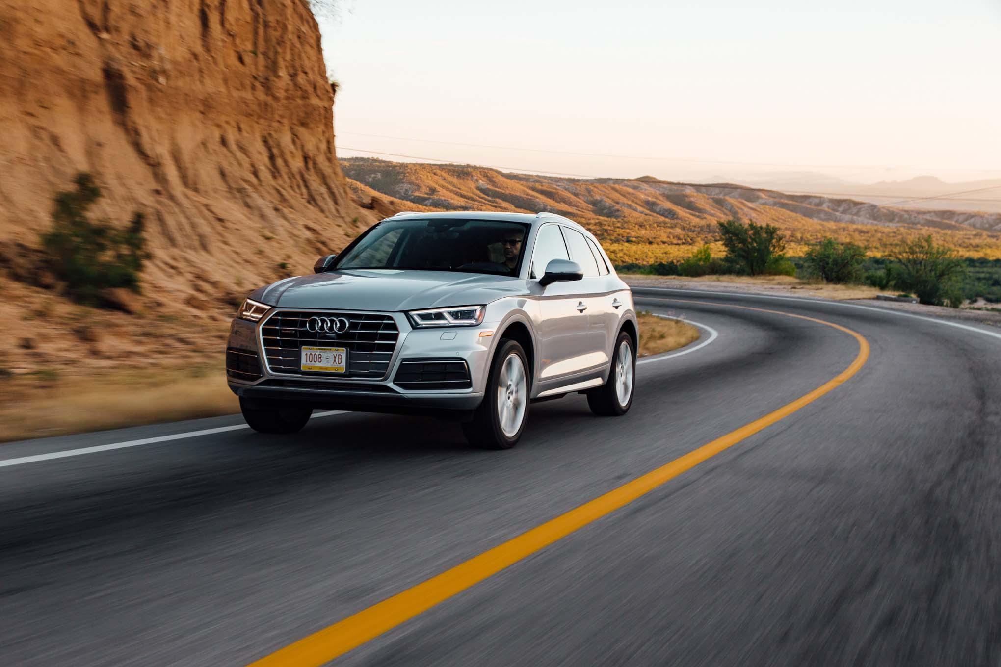 2018 Audi Q5 Vs. 2018 Audi SQ5