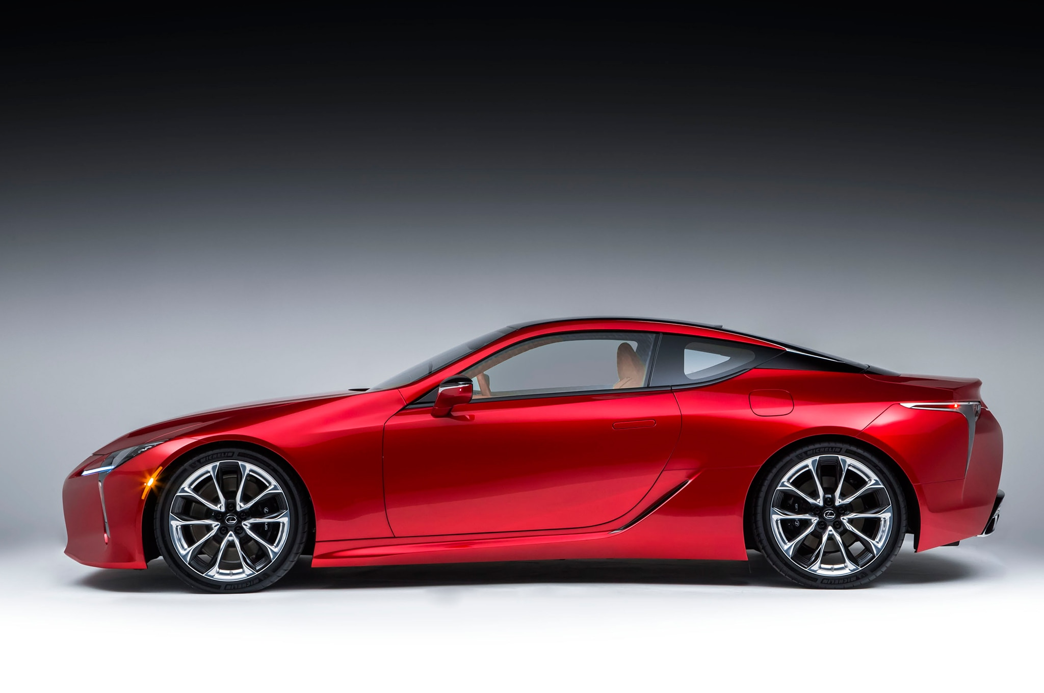 2018 lexus lc 500 coming next may armed with 471. Black Bedroom Furniture Sets. Home Design Ideas