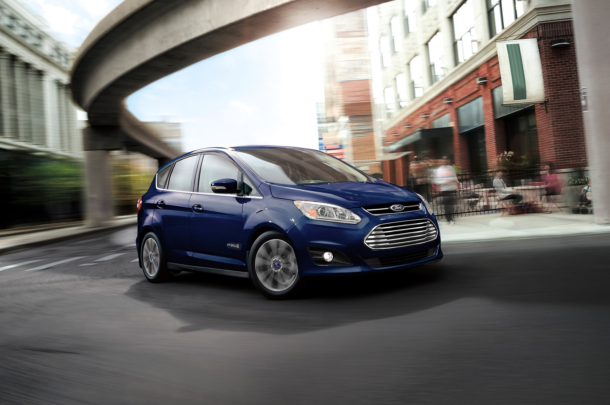 ford  max receives  titanium trim  starting price automobile magazine