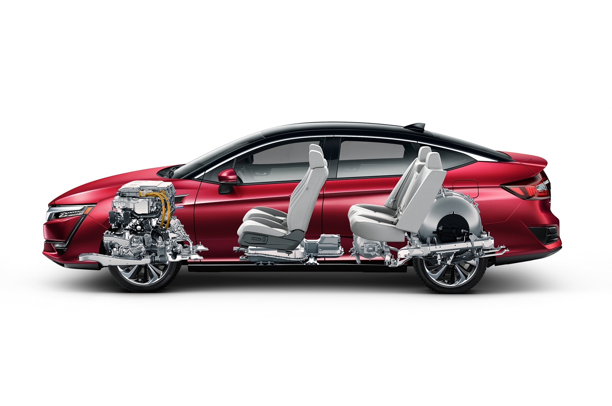 Elegant First Drive 2017 Honda Clarity Fuel Cell  Automobile