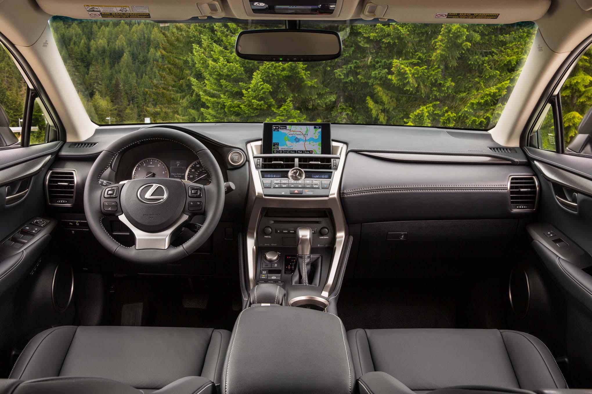 Lexus NX Refresh Teased Ahead of 2017 Shanghai Show Debut