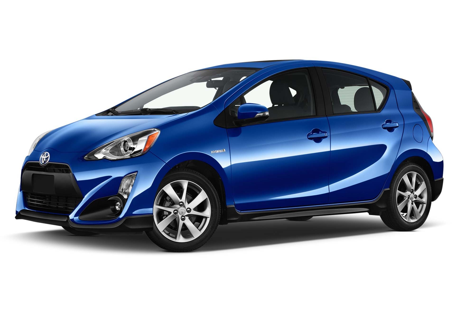 2017 Toyota Prius C Gets Refreshed | Automobile Magazine