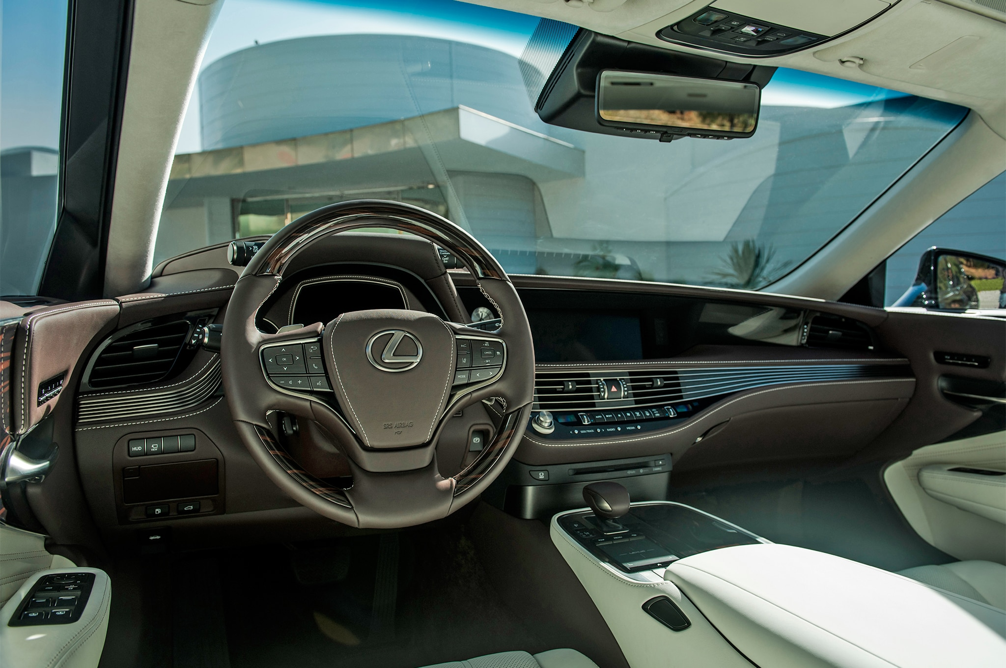 2018 Lexus LS 500 F Sport Adds Visual Aggression, Handling Pack to Halo Sedan | Automobile Magazine