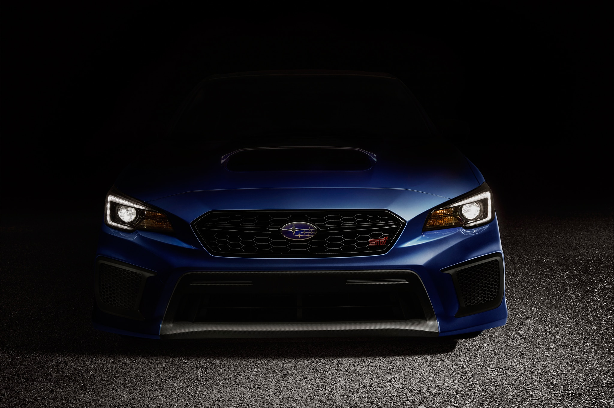 Subaru Updates The Wrx And Sti For 2018 With New Face