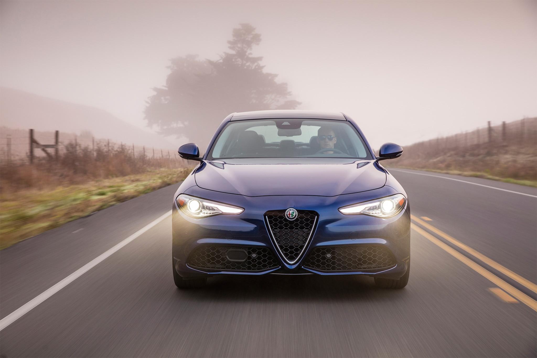 2017 Alfa Romeo Giulia Msrp >> 2017 Alfa Romeo Giulia Quadrifoglio, Giulia Ti Engine Details.