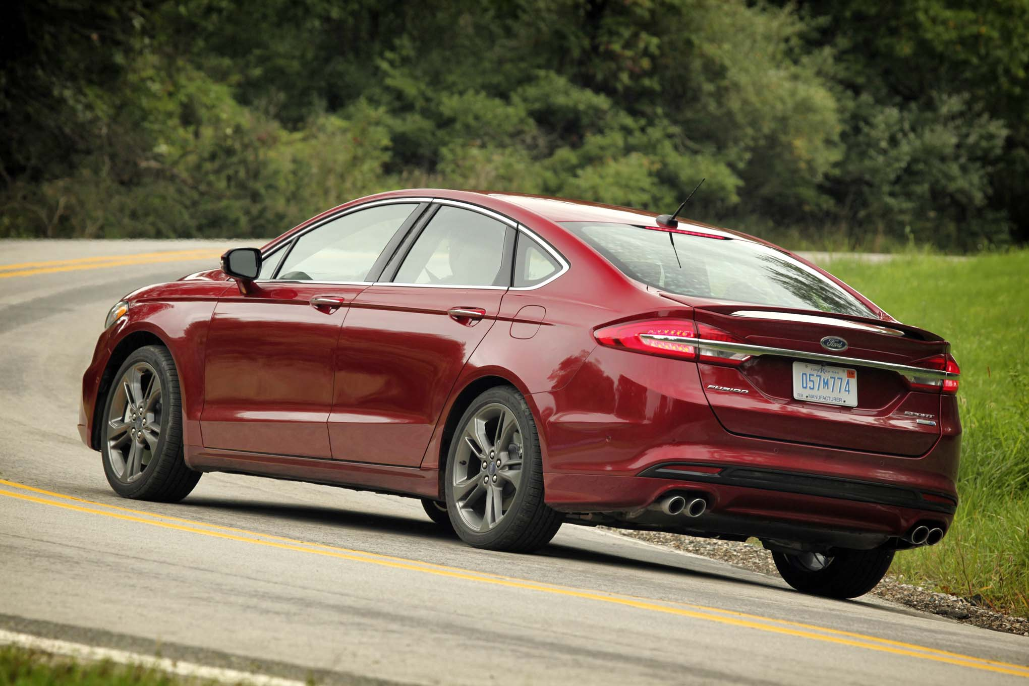 New 2017 Ford Fusion Review