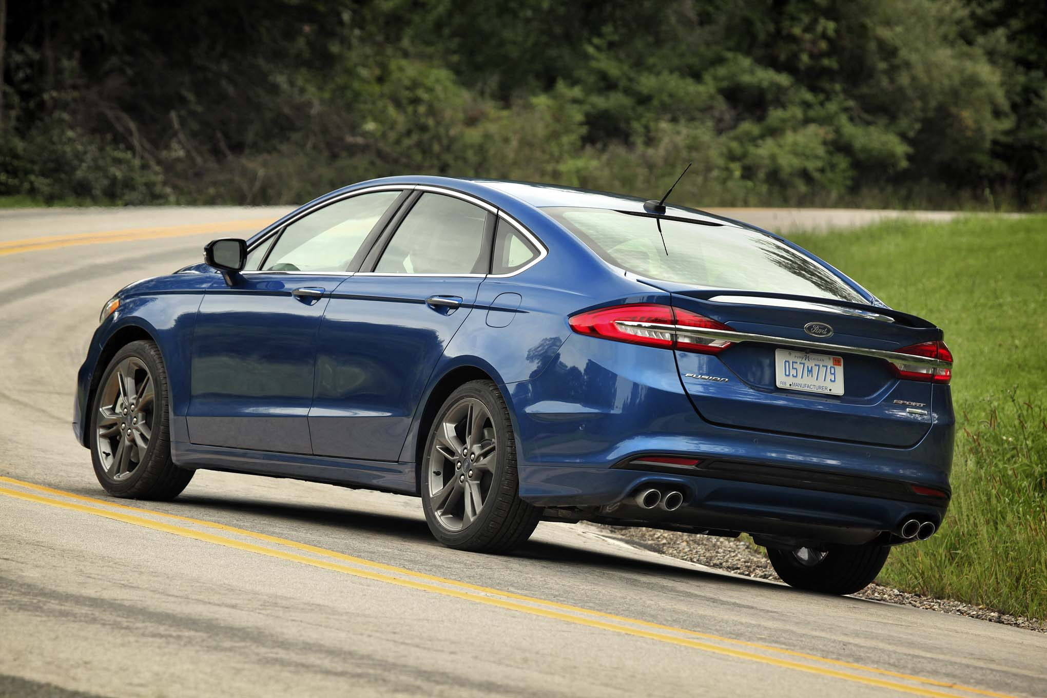 Beautiful 2017 Ford Fusion Review