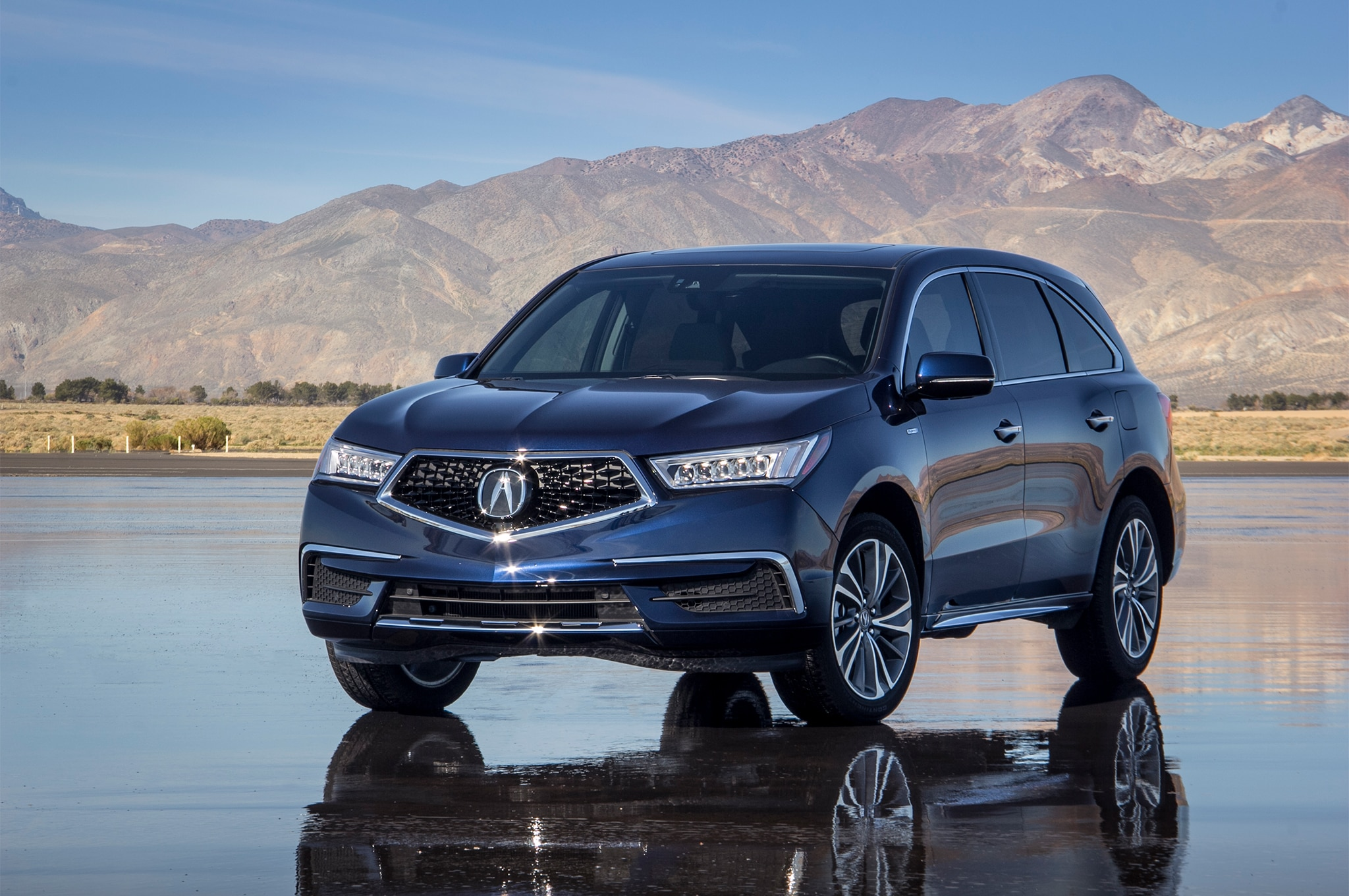 2017 acura mdx sport hybrid arrives in april will start at 52 935 automobile magazine. Black Bedroom Furniture Sets. Home Design Ideas