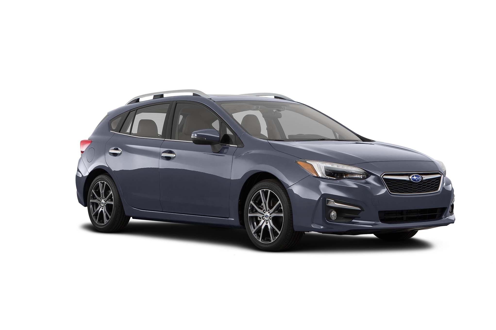 All-New 2017 Subaru Impreza Bows in New York | Automobile ...
