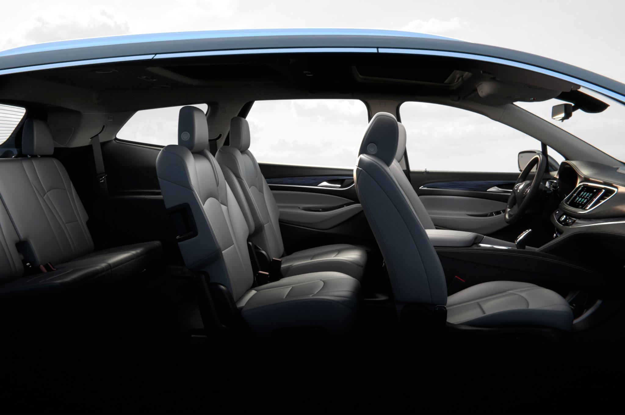 2018 buick enclave ditches portholes embraces class automobile magazine. Black Bedroom Furniture Sets. Home Design Ideas